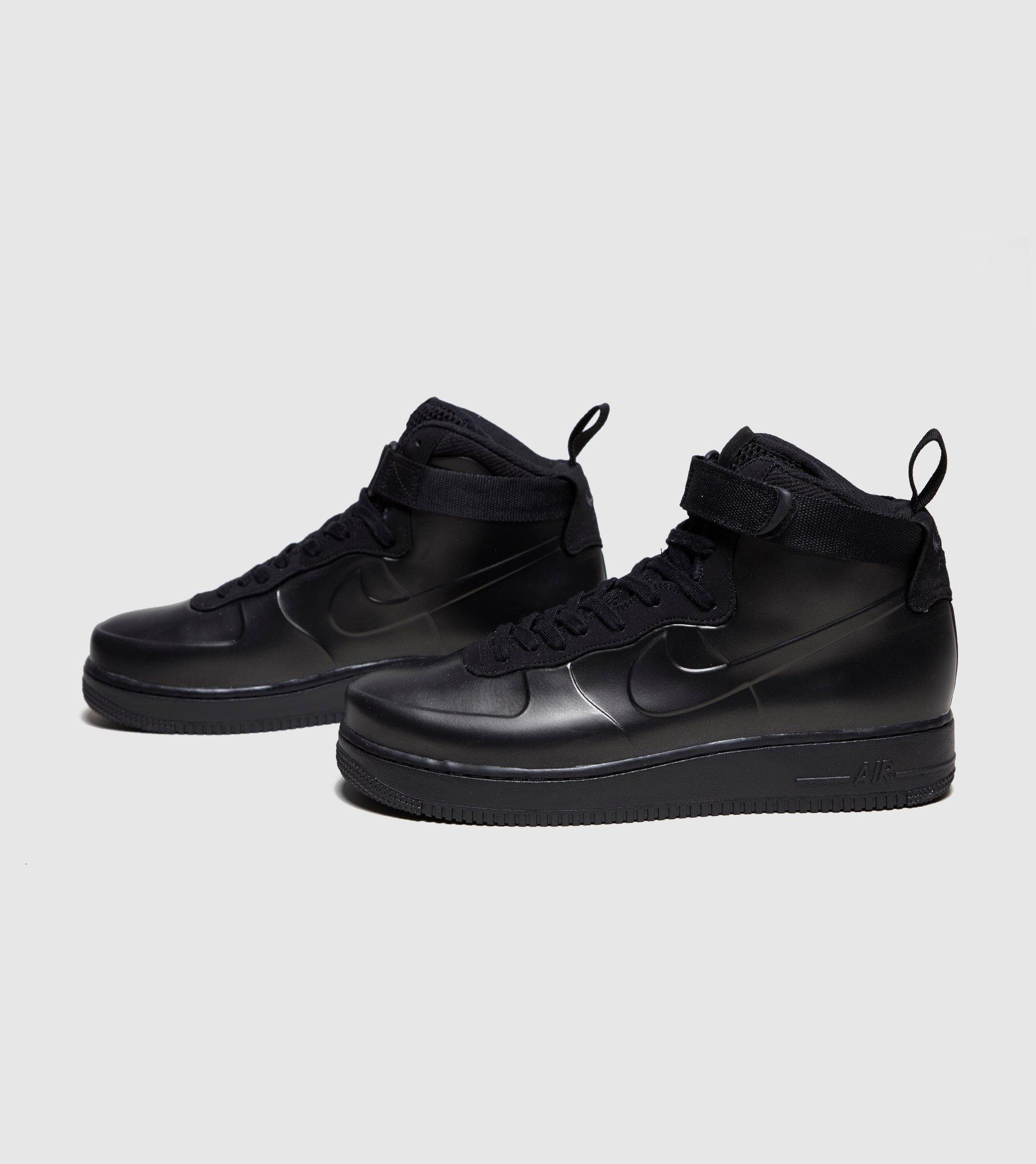 b101fb75b60cc Lyst - Nike Air Force 1 Foamposite Cup in Black for Men
