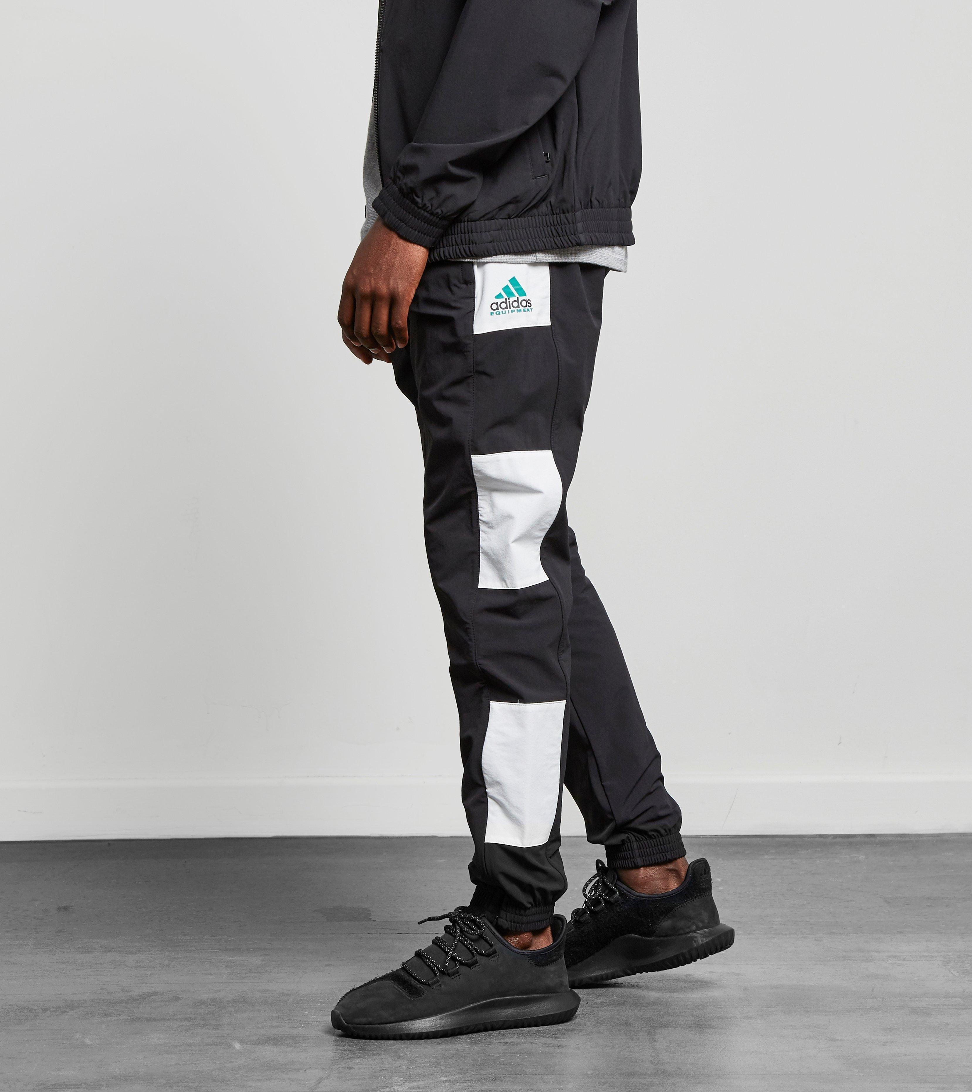 98783a18449d Lyst - adidas Originals Eqt Track Pants in Black for Men