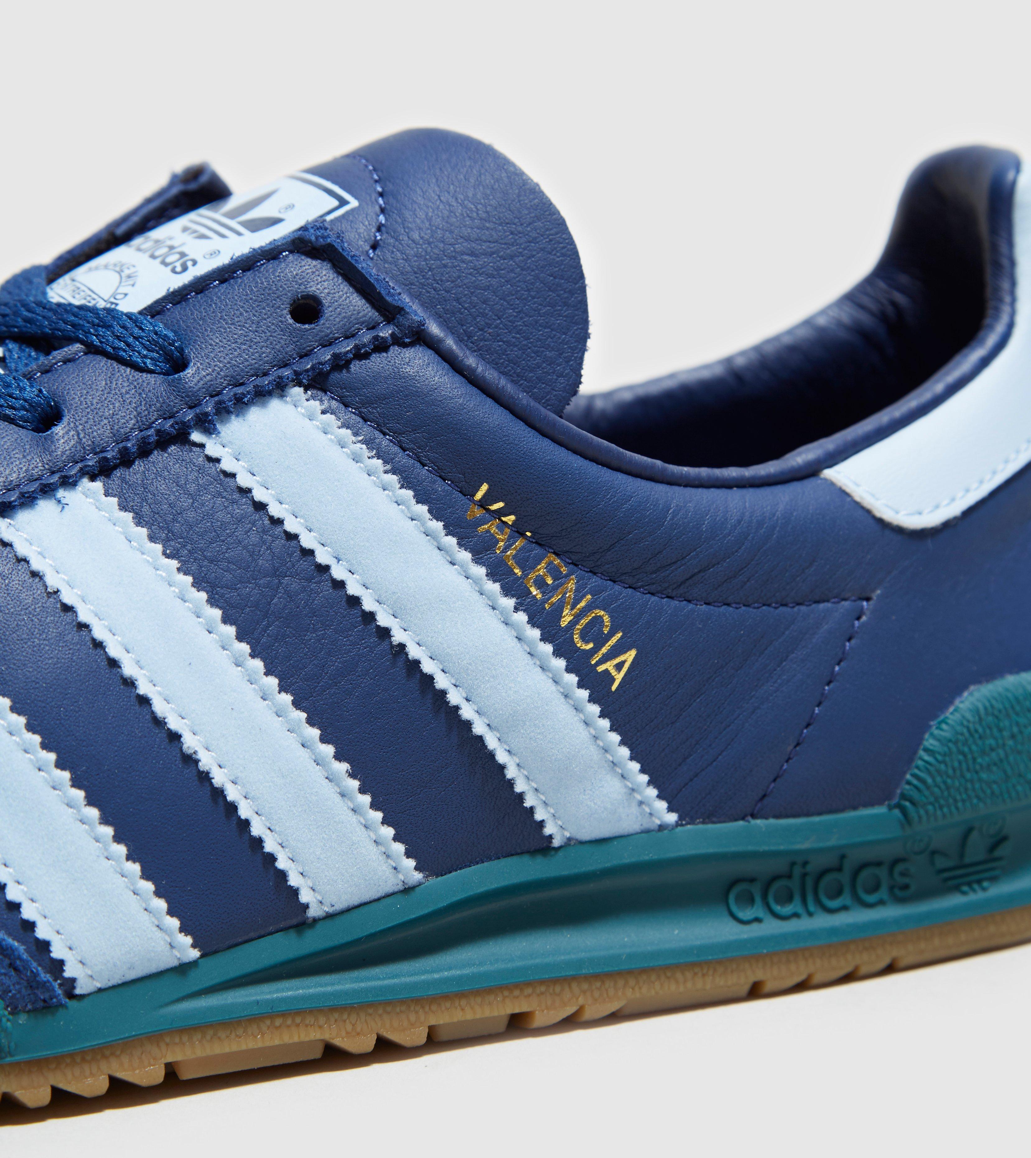 Adidas Originals Valencia In Blue For Men Lyst