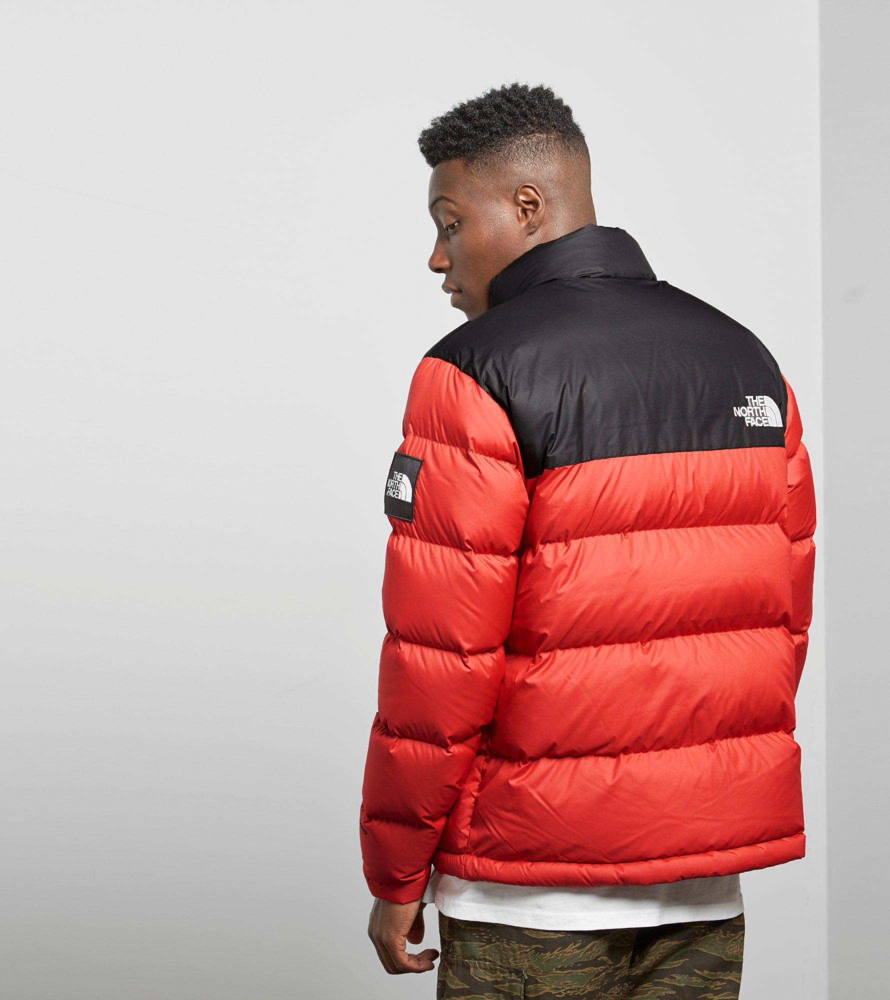 97f4a449cb9f ... discount lyst the north face 1992 nuptse jacket in red for men e21d2  7394c