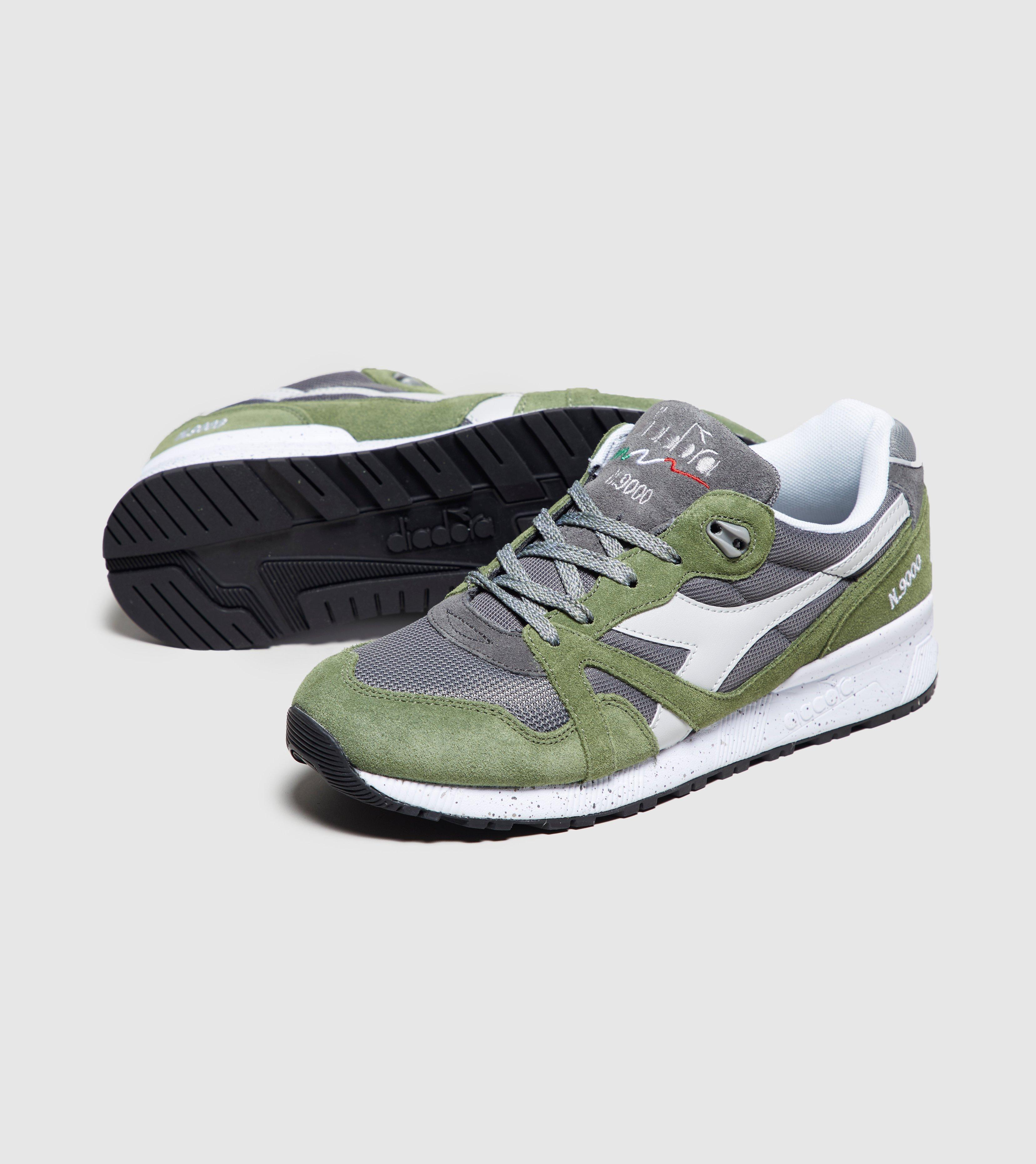 519aa57e2bf Diadora N9000 Speckled in Green for Men - Lyst