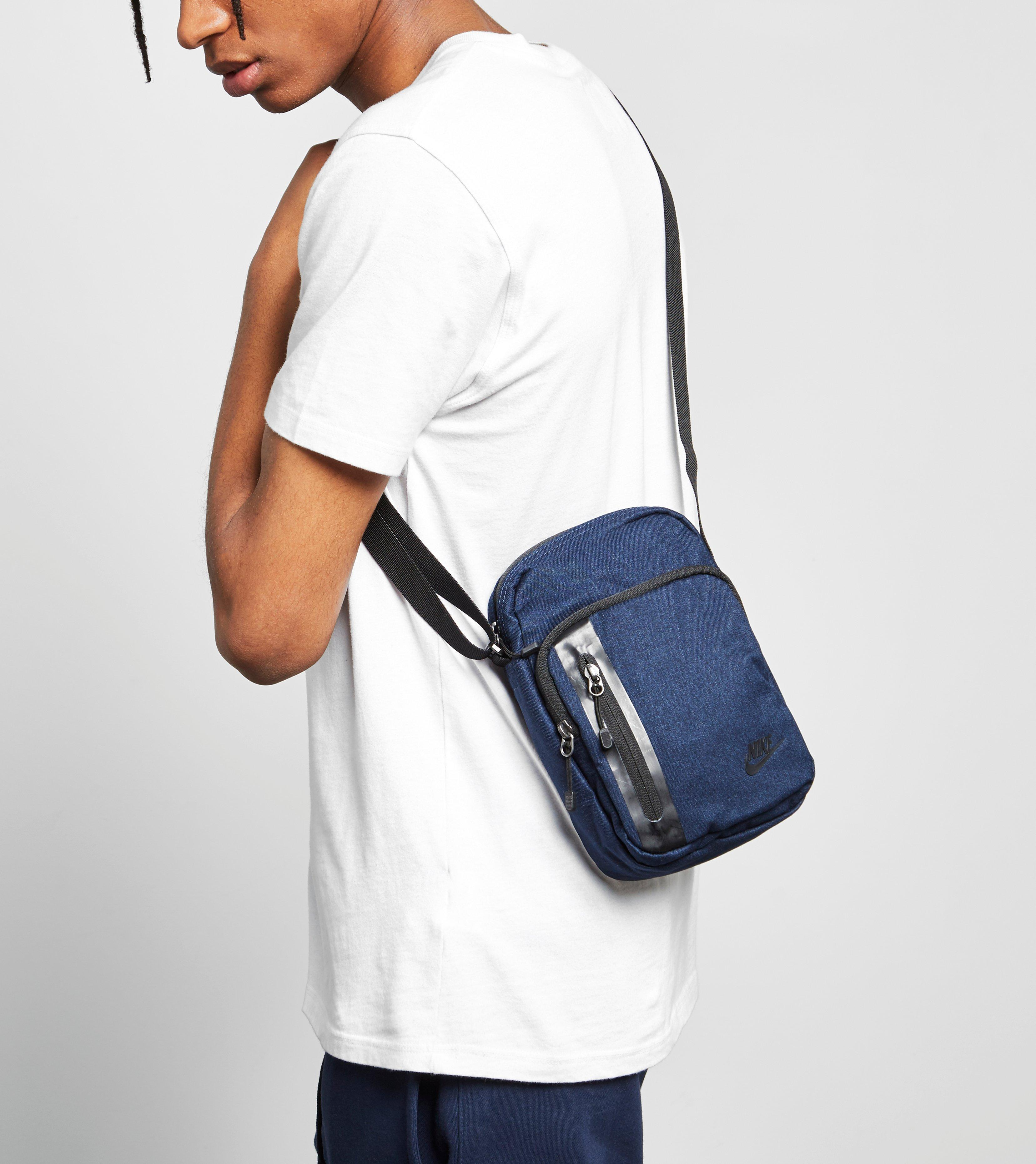 f2a4ad5187 Nike Core Small Items 3.0 Bag in Blue for Men - Lyst