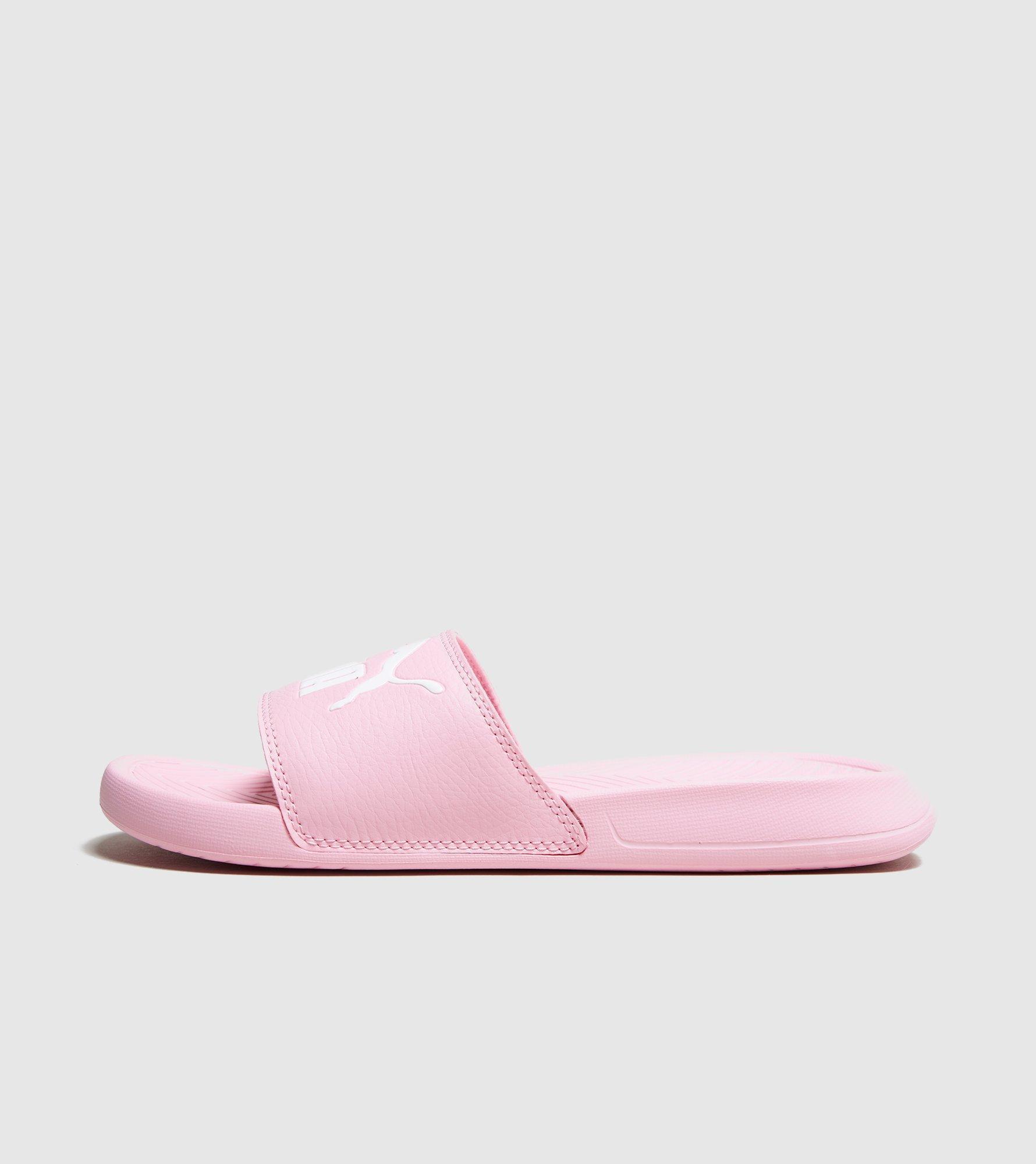 Puma Popcat Slides Women S In Pink Lyst