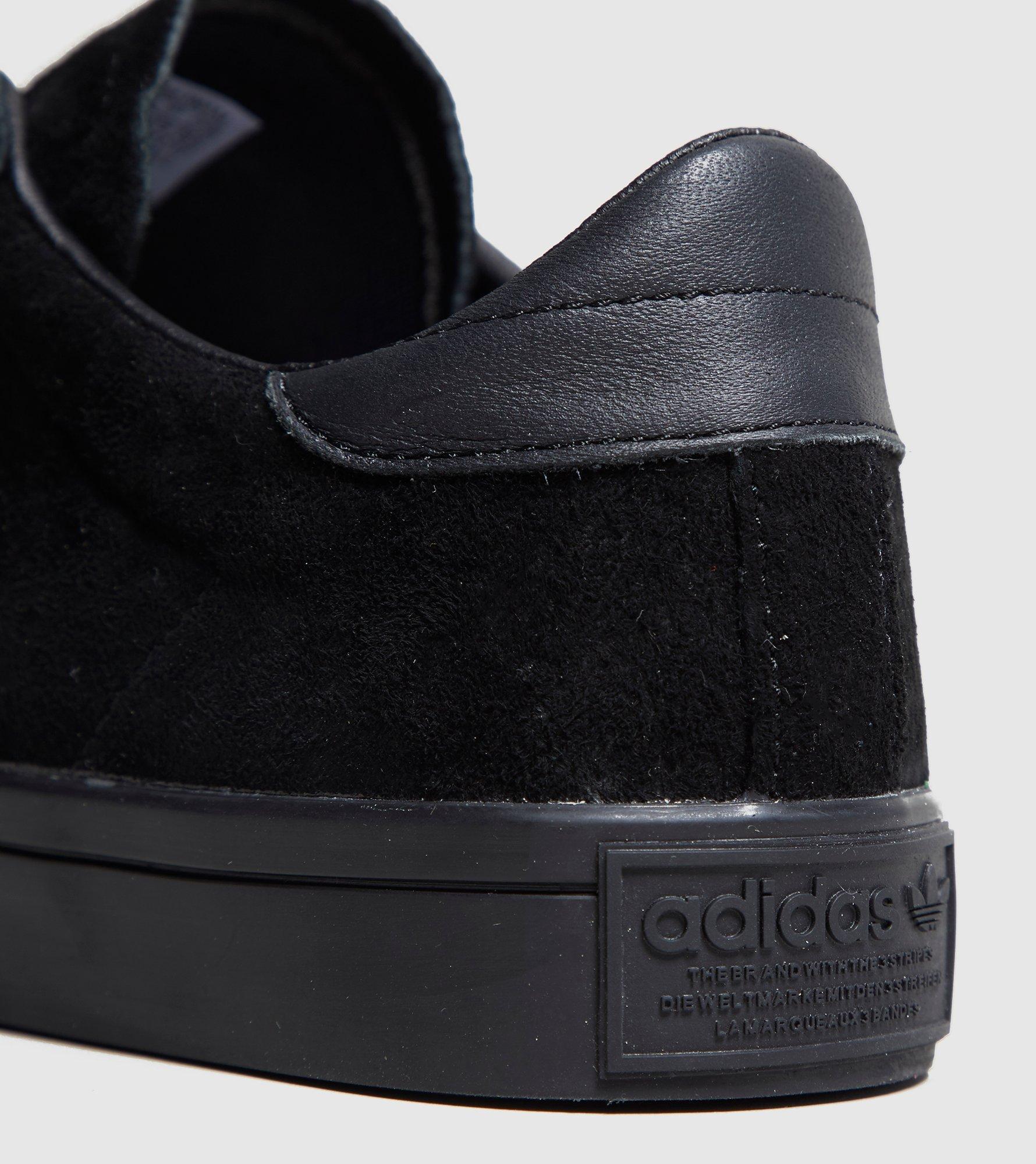 Lyst adidas Originals Court Vantage Suede en color negro para los hombres