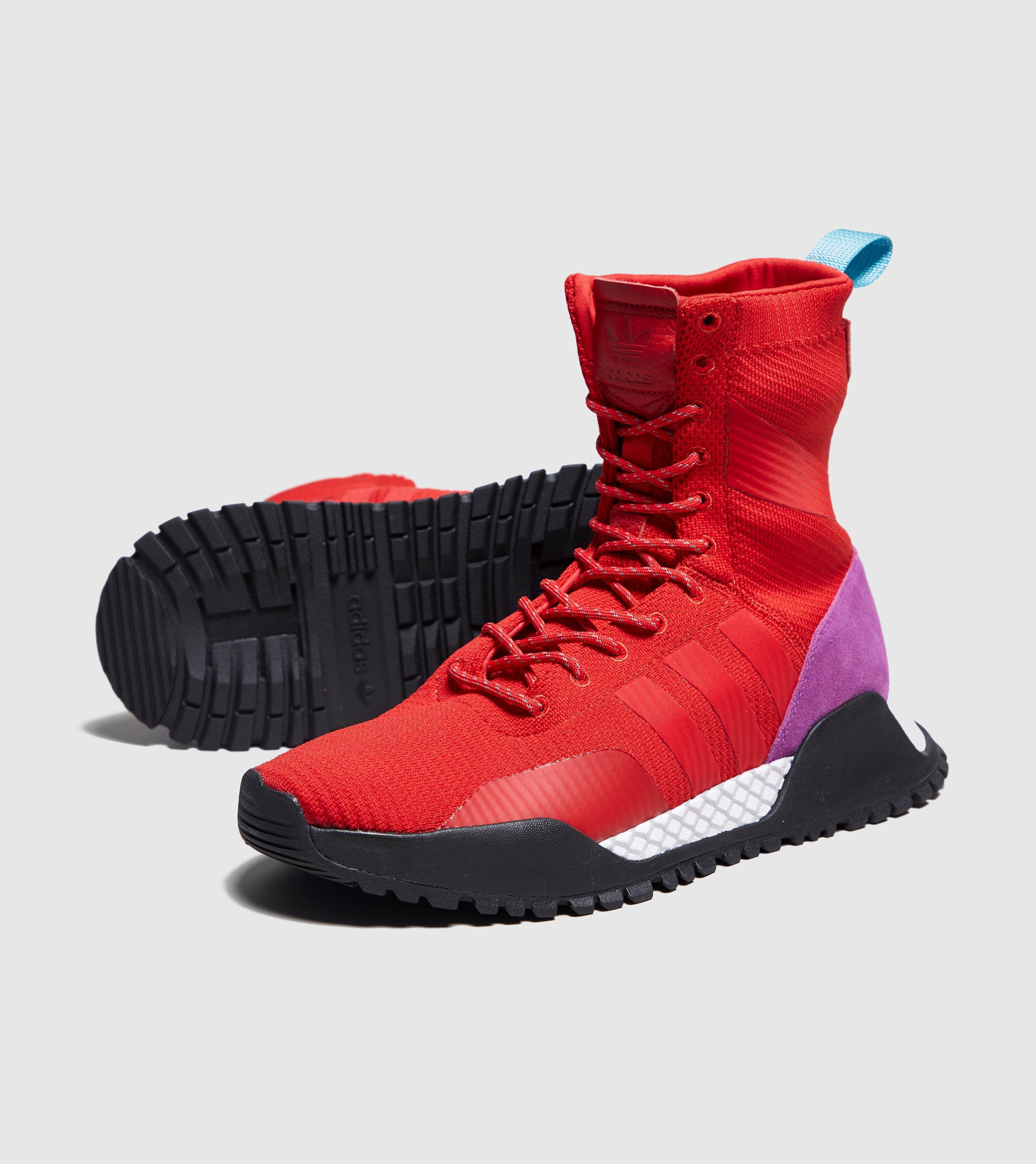 Adidas Originals primeknit Bota en rojo para hombres Lyst