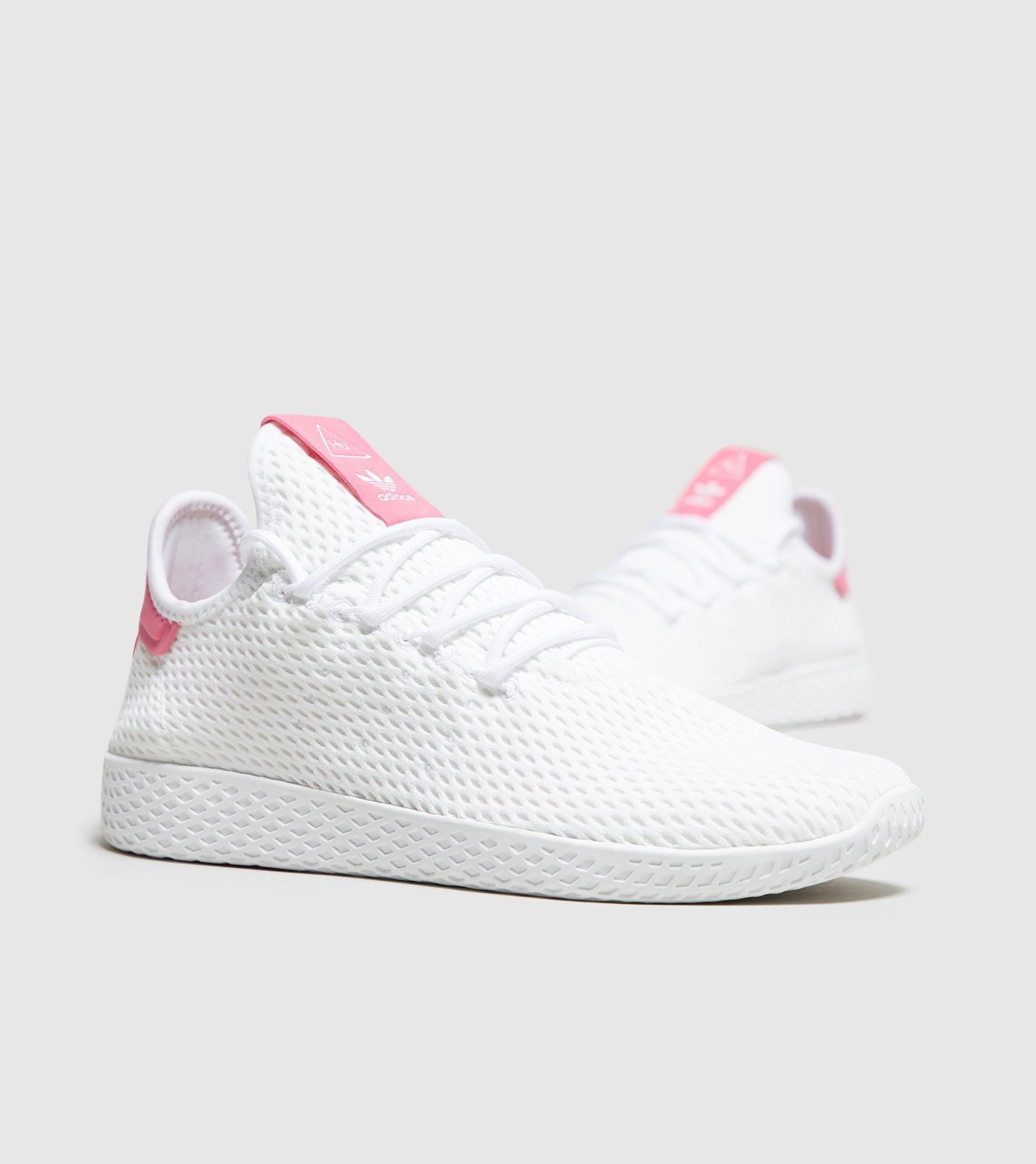 9163c85cd Lyst - adidas Originals Pharrell Williams Tennis Hu in White