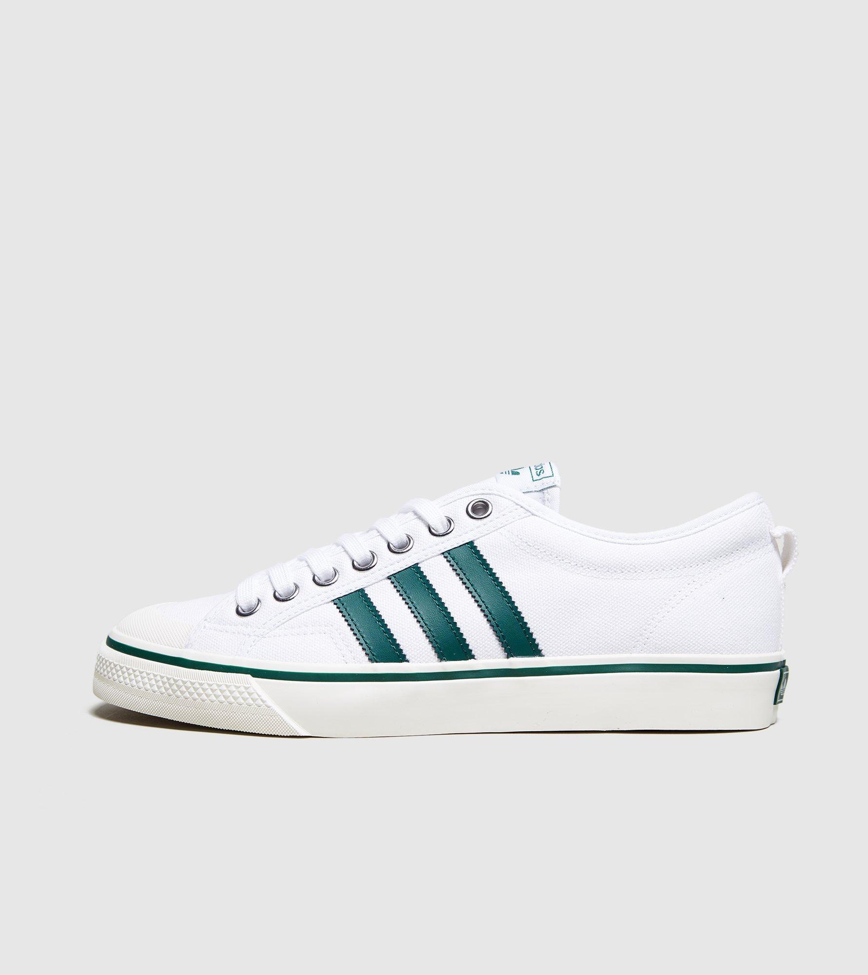 Lyst - Adidas Originals Nizza Lo in White for Men 02a624a3b