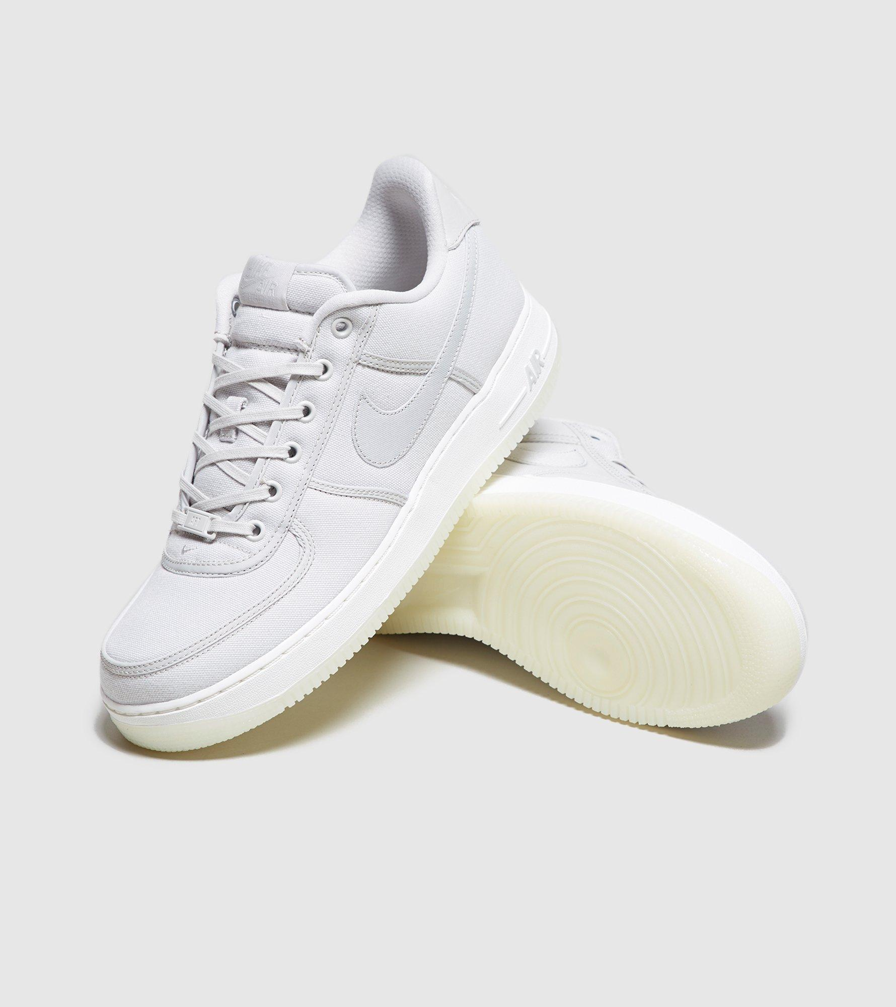 242fc4cc383426 Lyst - Nike Air Force 1 Low Retro Qs Canvas in Gray for Men