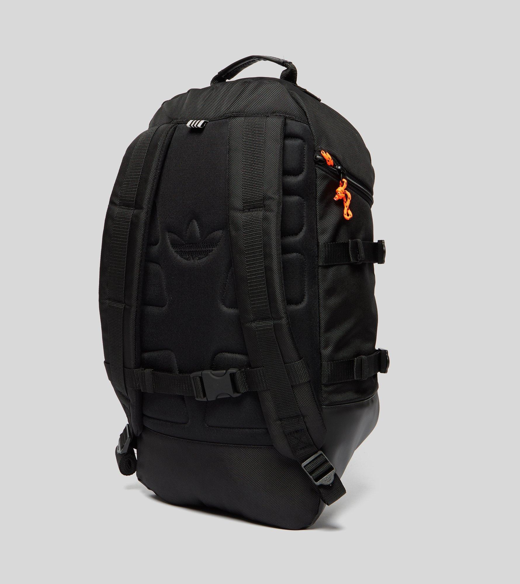 adidas Originals Atric Backpack in Black - Lyst e6b6365e47