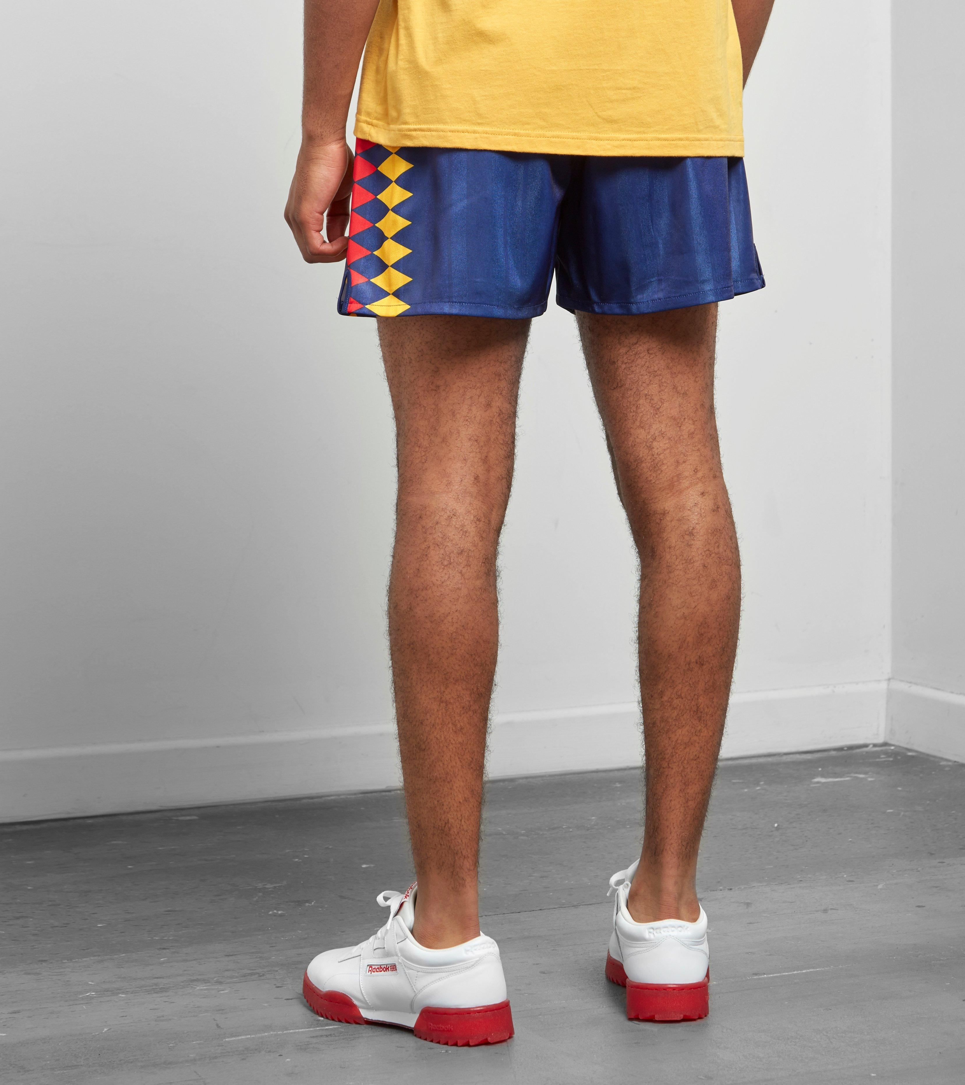 e4a64e318ab0 Lyst - adidas Originals Spain Shorts in Blue for Men