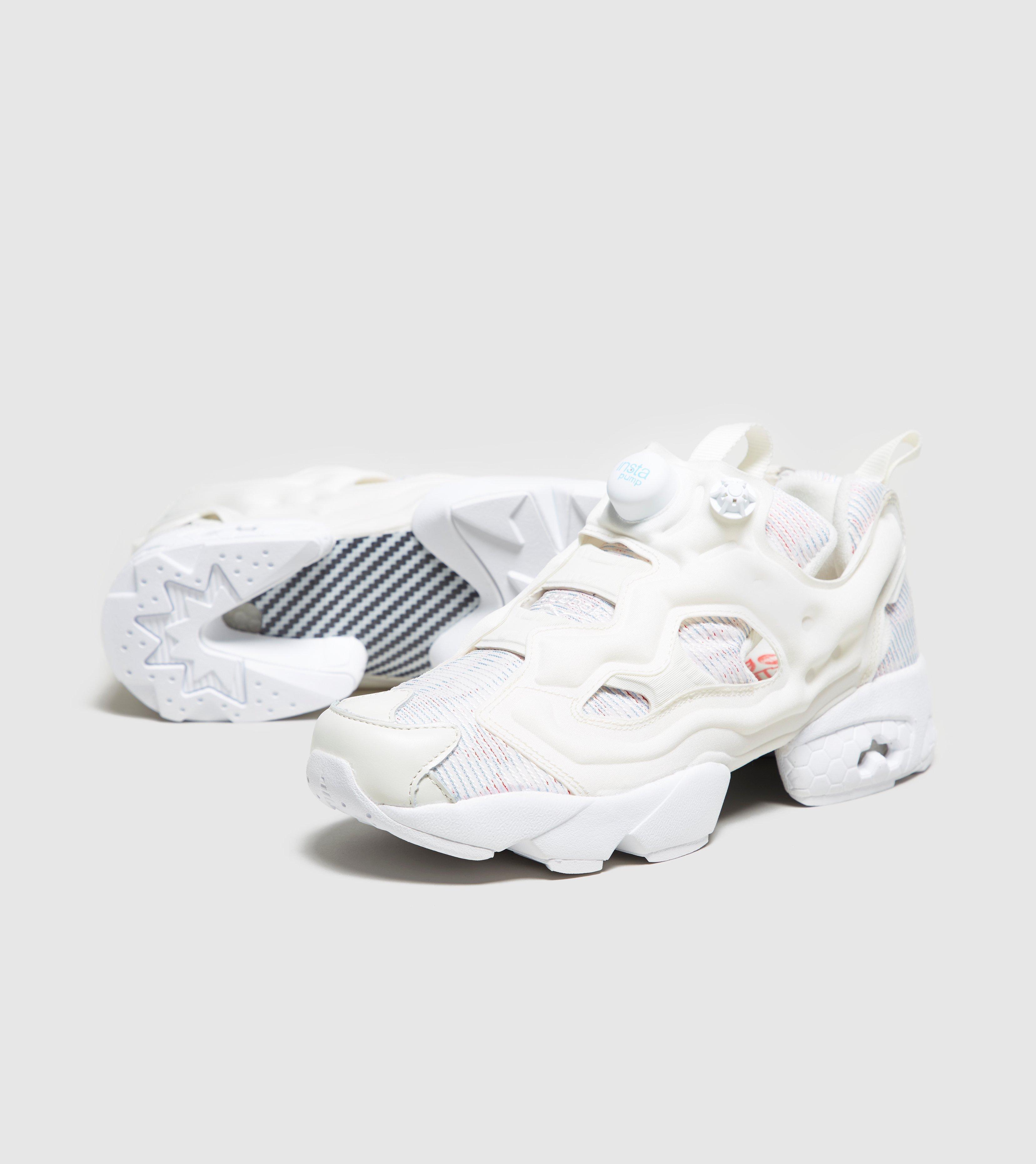 Reebok Instapump Fury Women s in White - Lyst 7510ca1bf