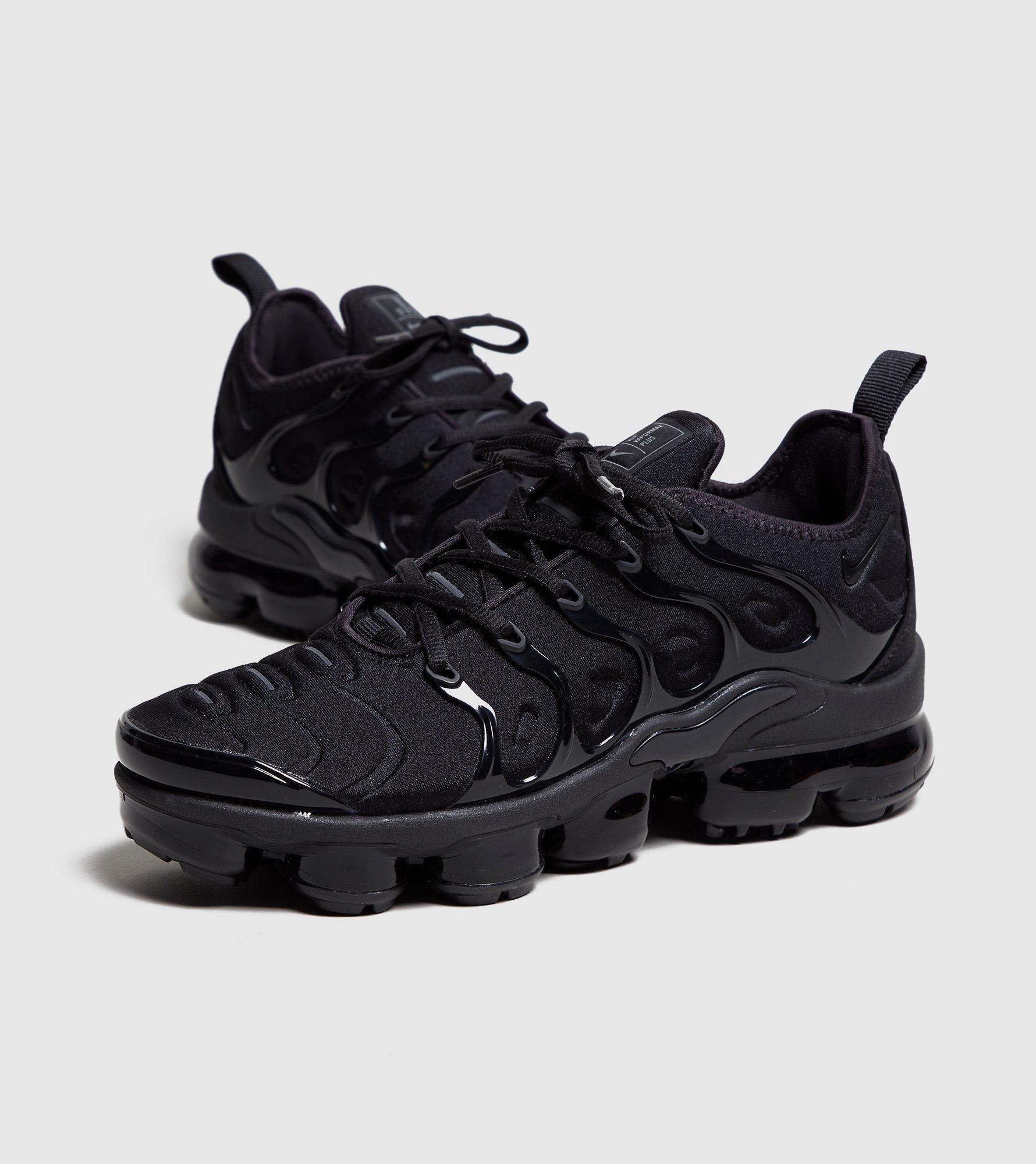 c7e1a885bf2 ... coupon for nike air vapormax plus womens in black lyst ea5dc 1673d