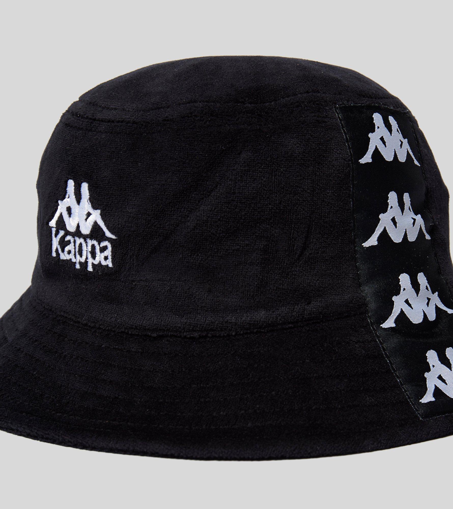 5425c34f866b7 Kappa Authentic Ayumen Bucket Hat in Black for Men - Lyst