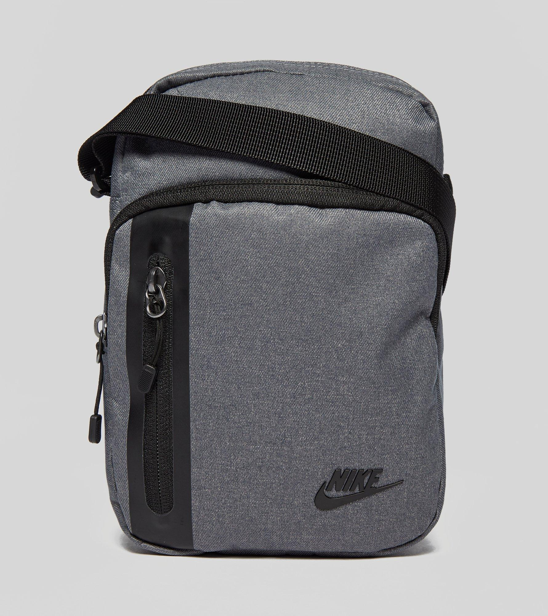 Nike Core Small Crossbody Bag in Gray for Men - Lyst