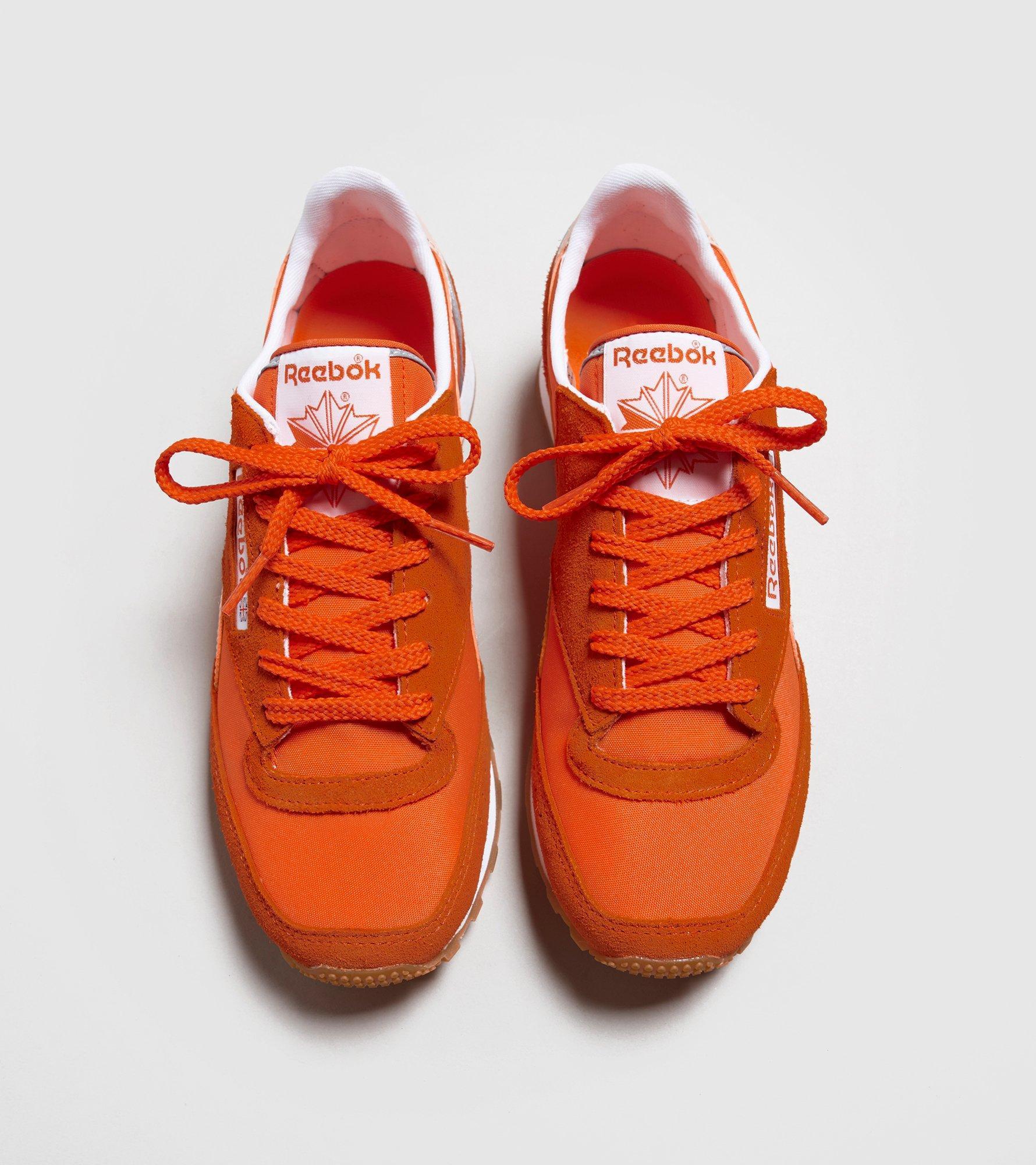 baf5c3d45e9 Lyst - Reebok Classic 83 - Size  Exclusive Women s in Orange