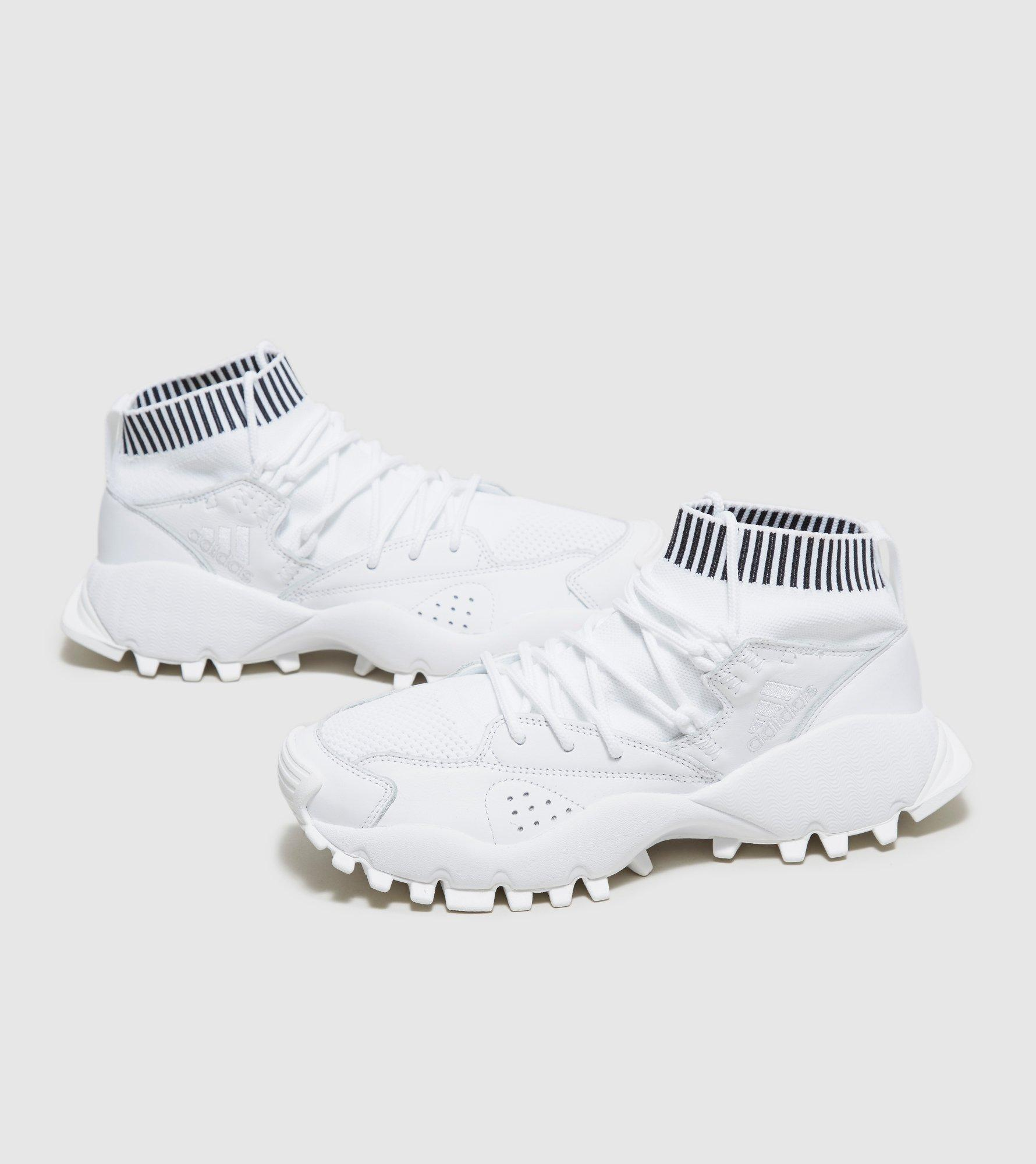 1e4b04ee3630 Adidas Originals Seeulater Primeknit in White for Men - Lyst