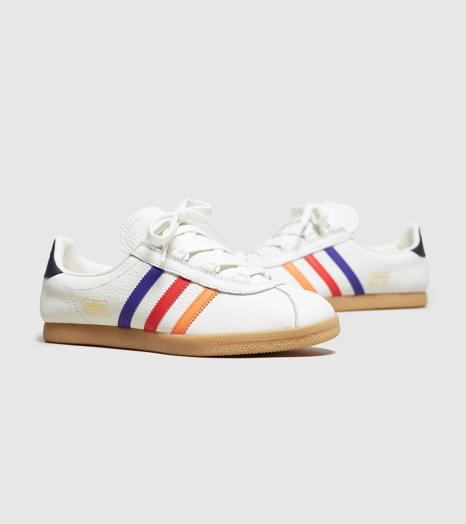 Lyst - adidas Originals Trimm Star  vhs  - Size  Exclusive Women s ... f999aa9f1