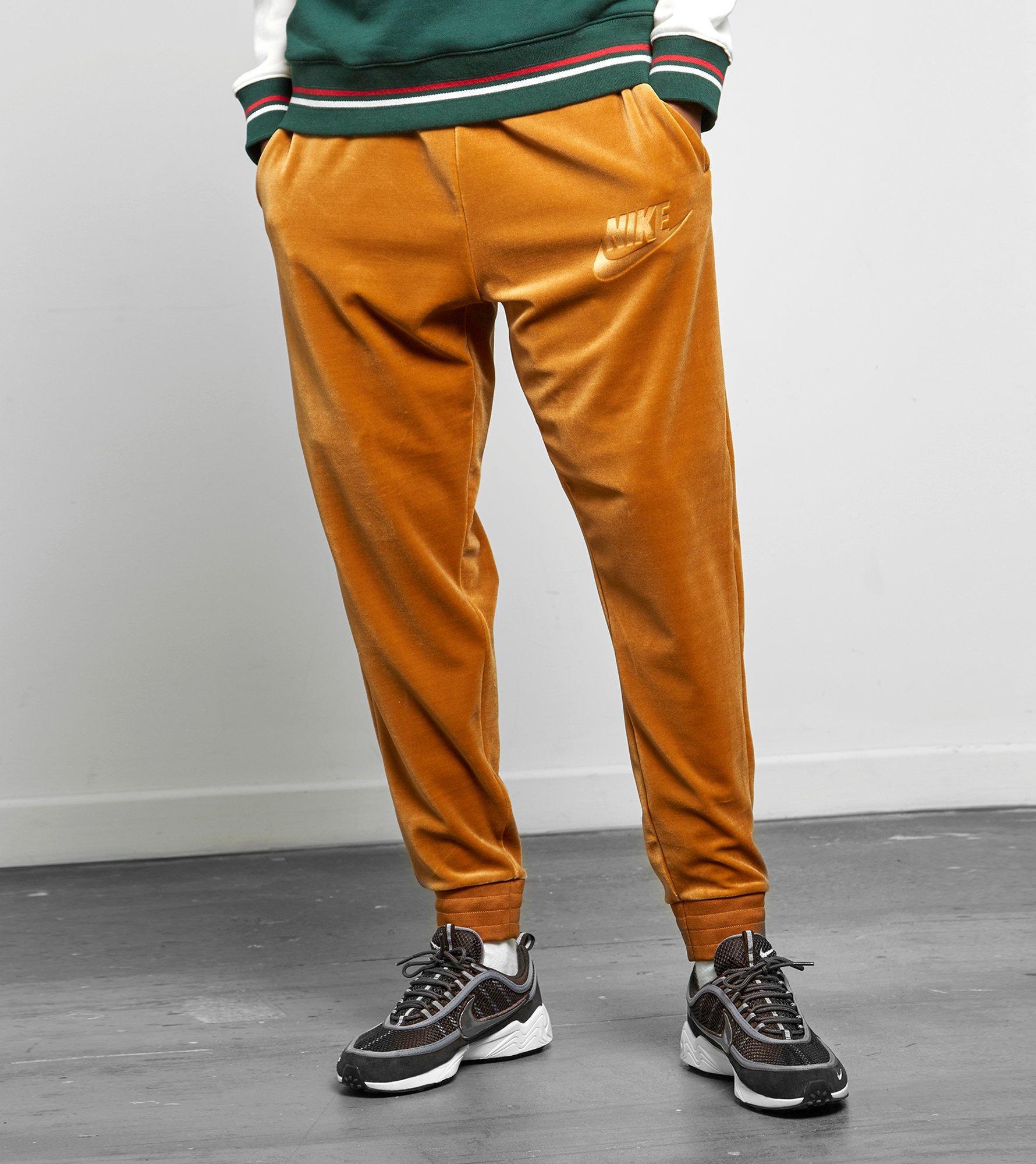 96b8d52bc20 Nike Plush Velour Pant in Metallic for Men - Lyst