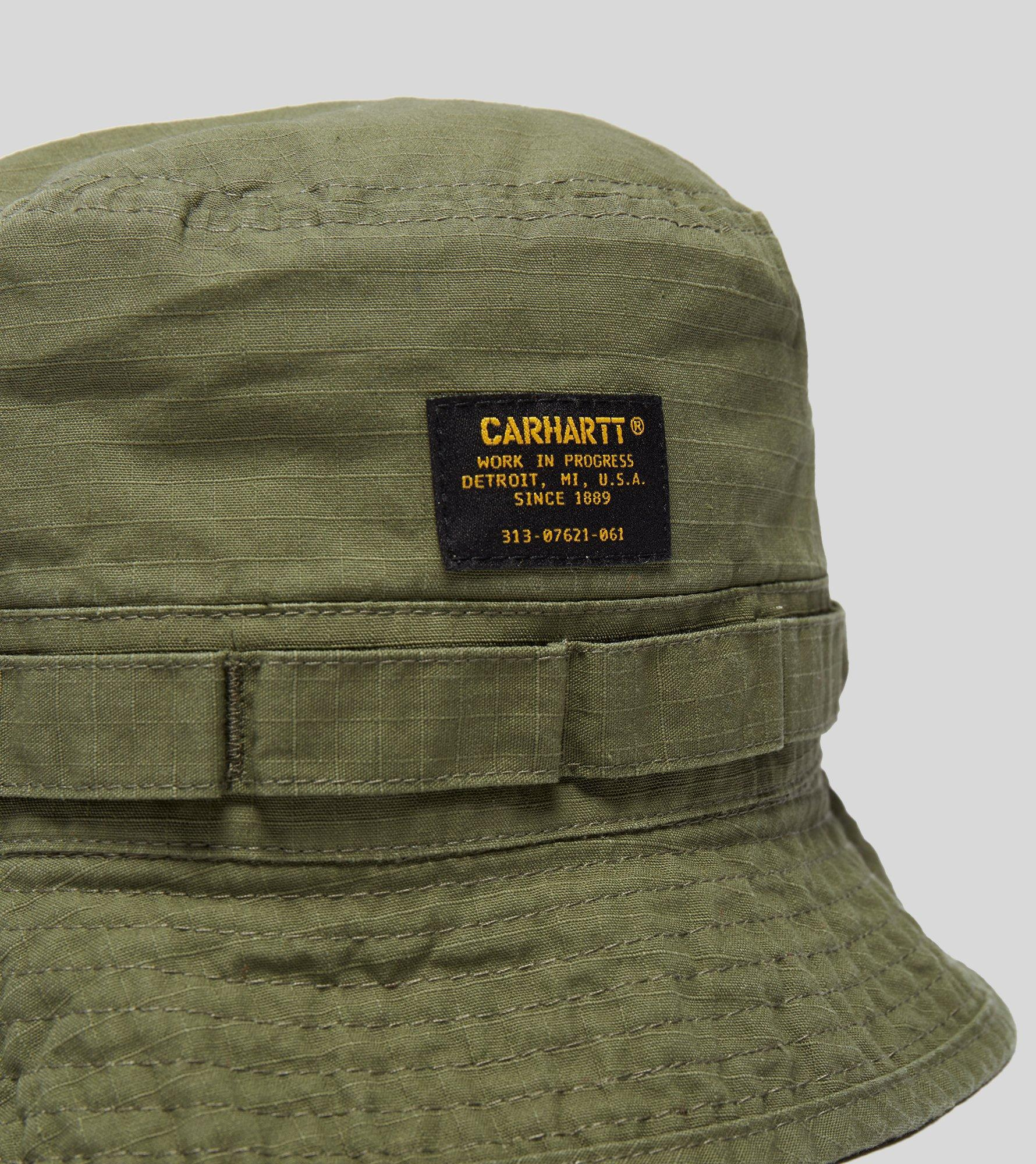 242277c4000 Lyst - Carhartt WIP Military Bucket Hat in Green for Men
