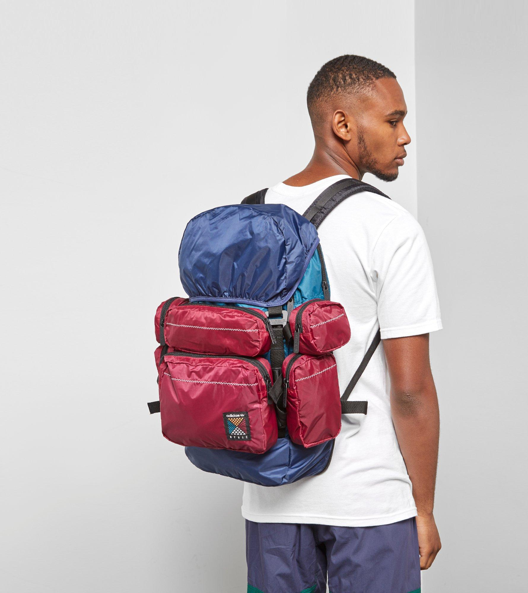 aa909b0bef03b1 adidas Originals Atric Backpack Large in Blue - Lyst