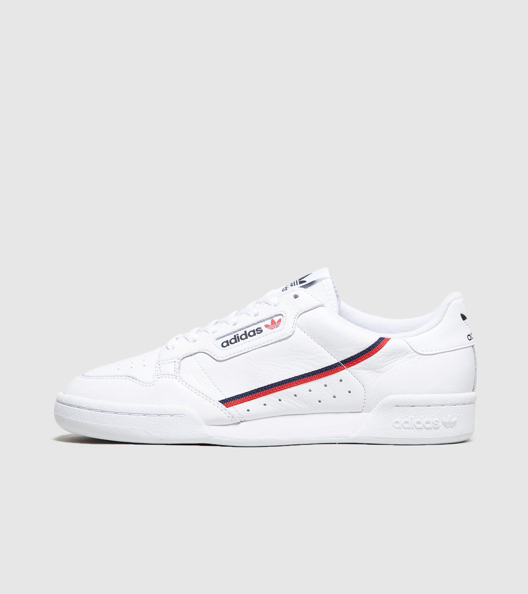 wholesale dealer 2bf1d 93e74 adidas Originals Continental 80 in White for Men - Lyst