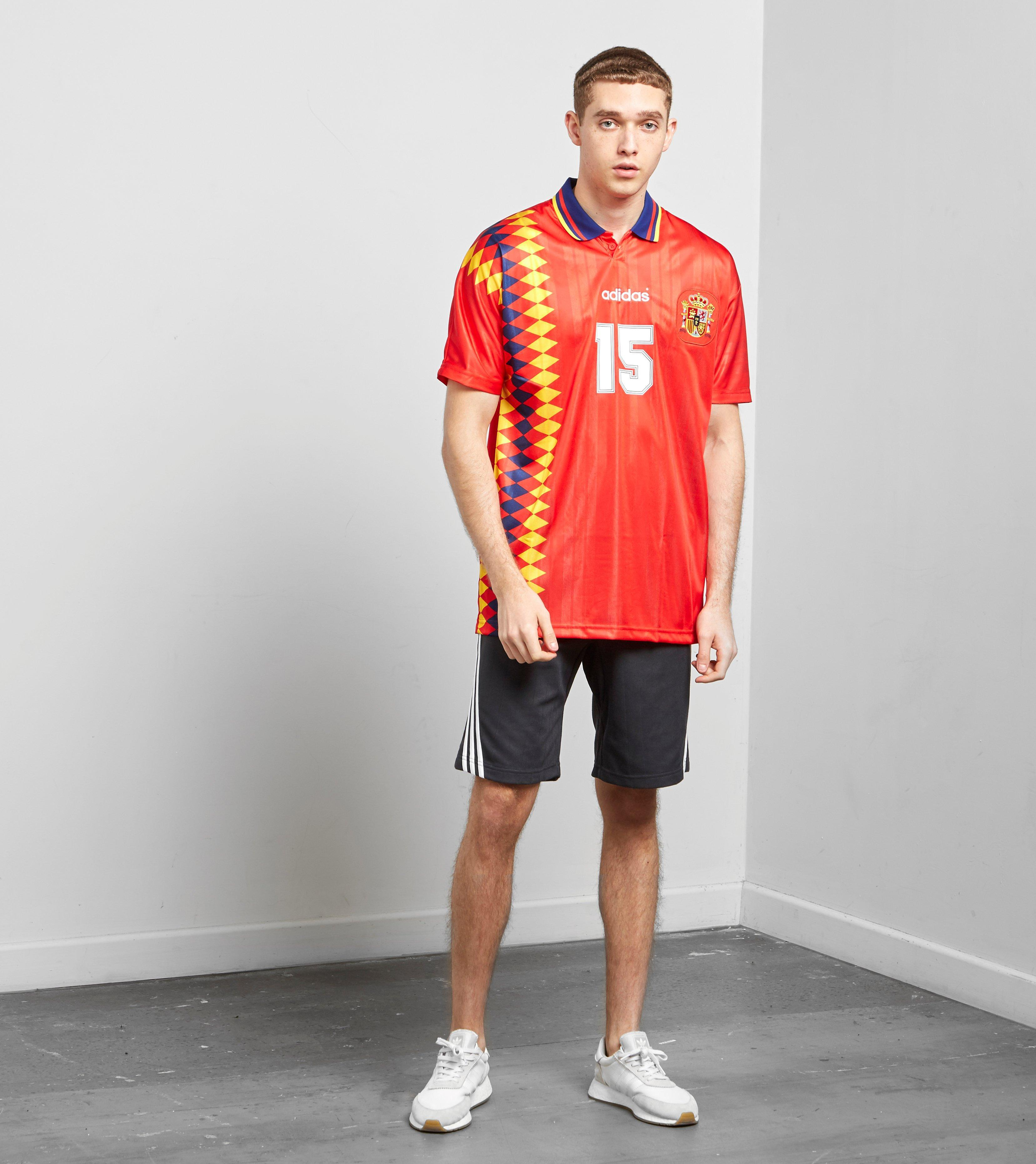 0816f75c4fa8 Lyst - adidas Originals Spain 1994 Football Jersey in Red for Men
