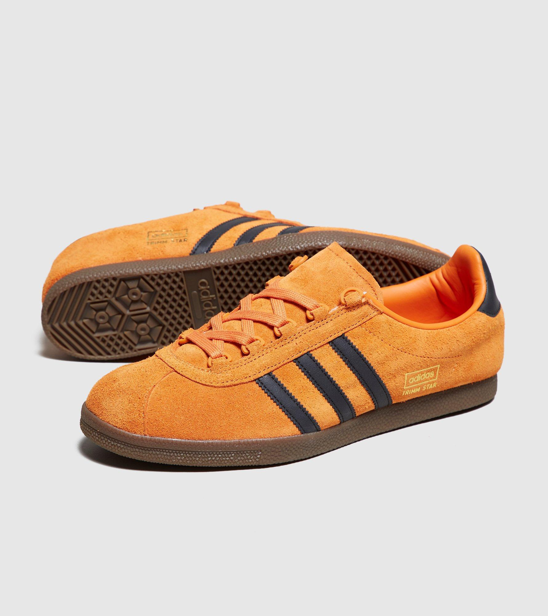 Lyst - adidas Originals Trimm Star - Size  Exclusive in Orange for Men a1eaf1a6a