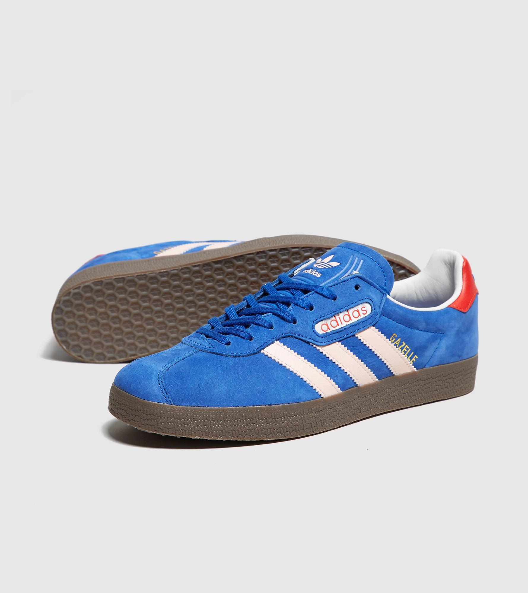 huge selection of be14e c5ed1 Gazelle To Super Lyst Adidas Size London Manchester Original