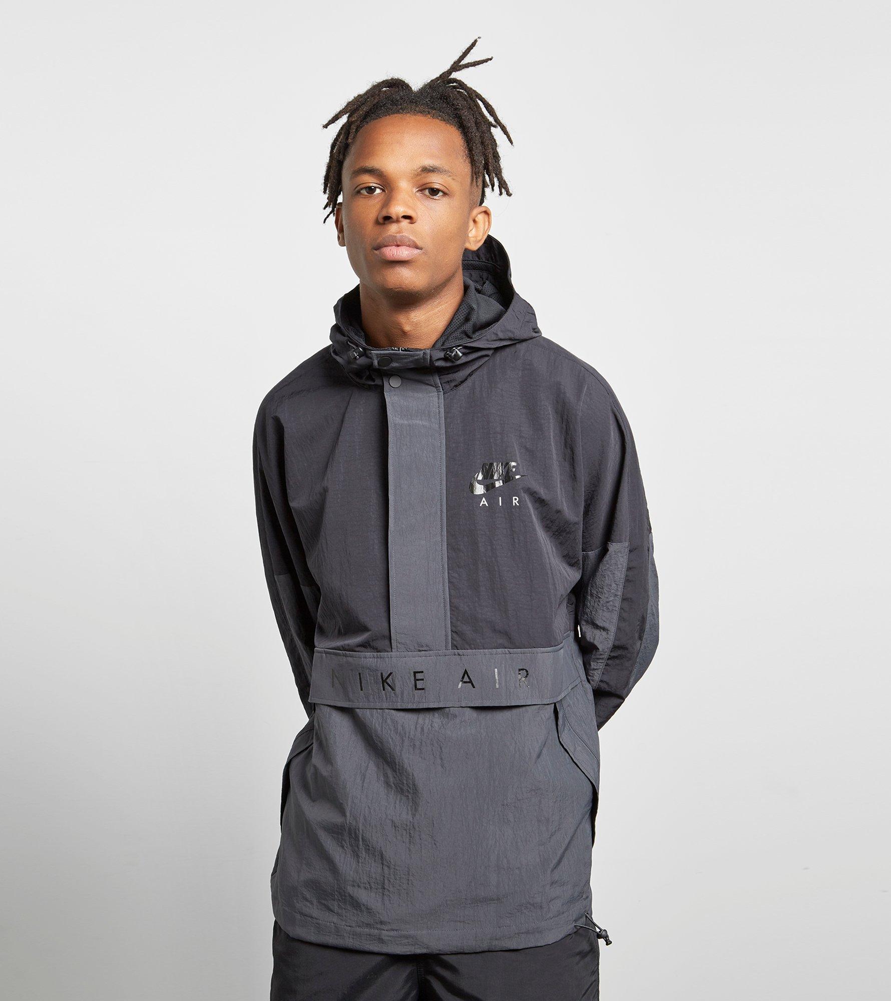 Nike Air Half-zip Jacket in Black for Men - Lyst fa3c5d37c