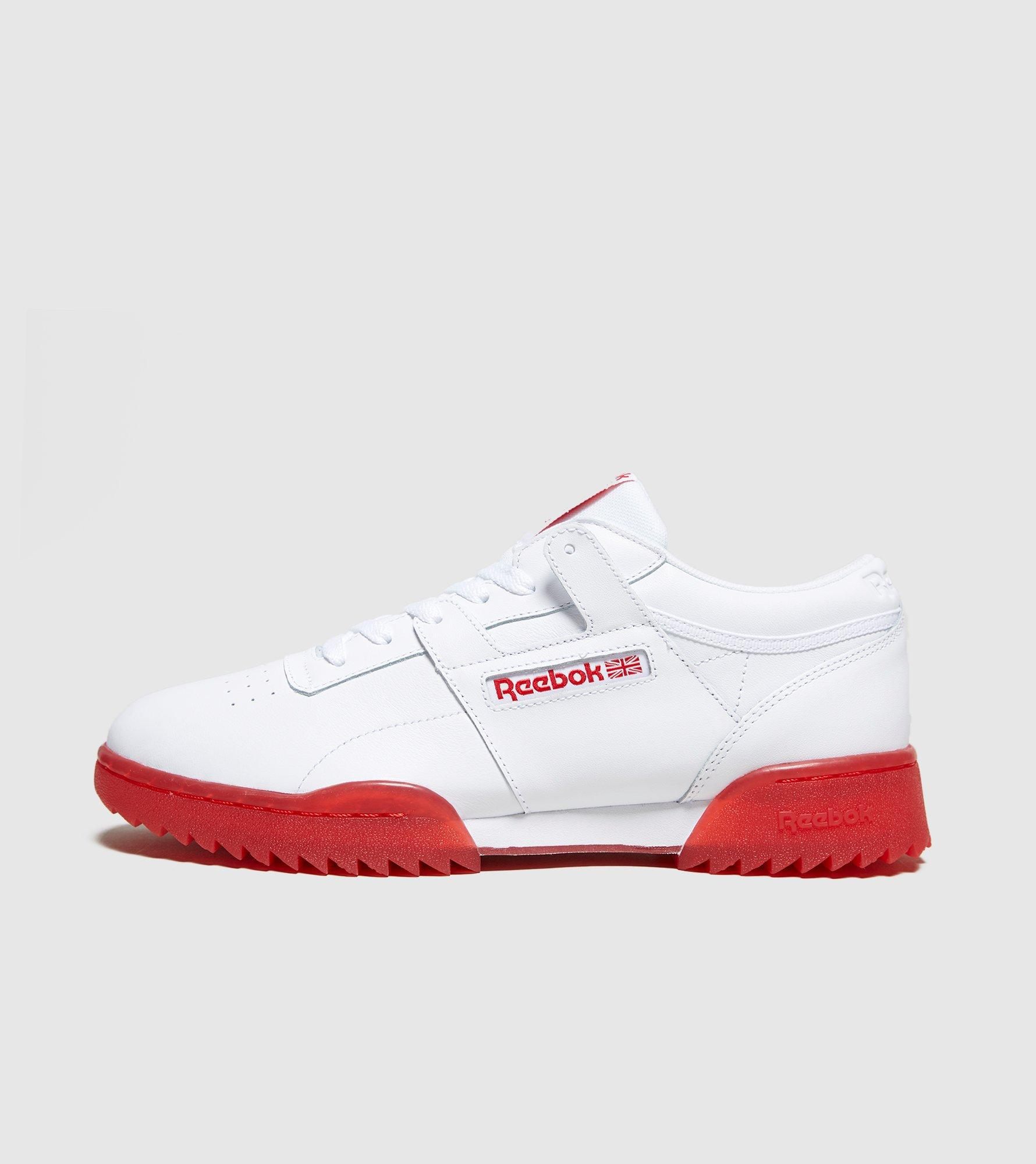 4590361bd2962 Reebok Workout Ripple in White for Men - Lyst