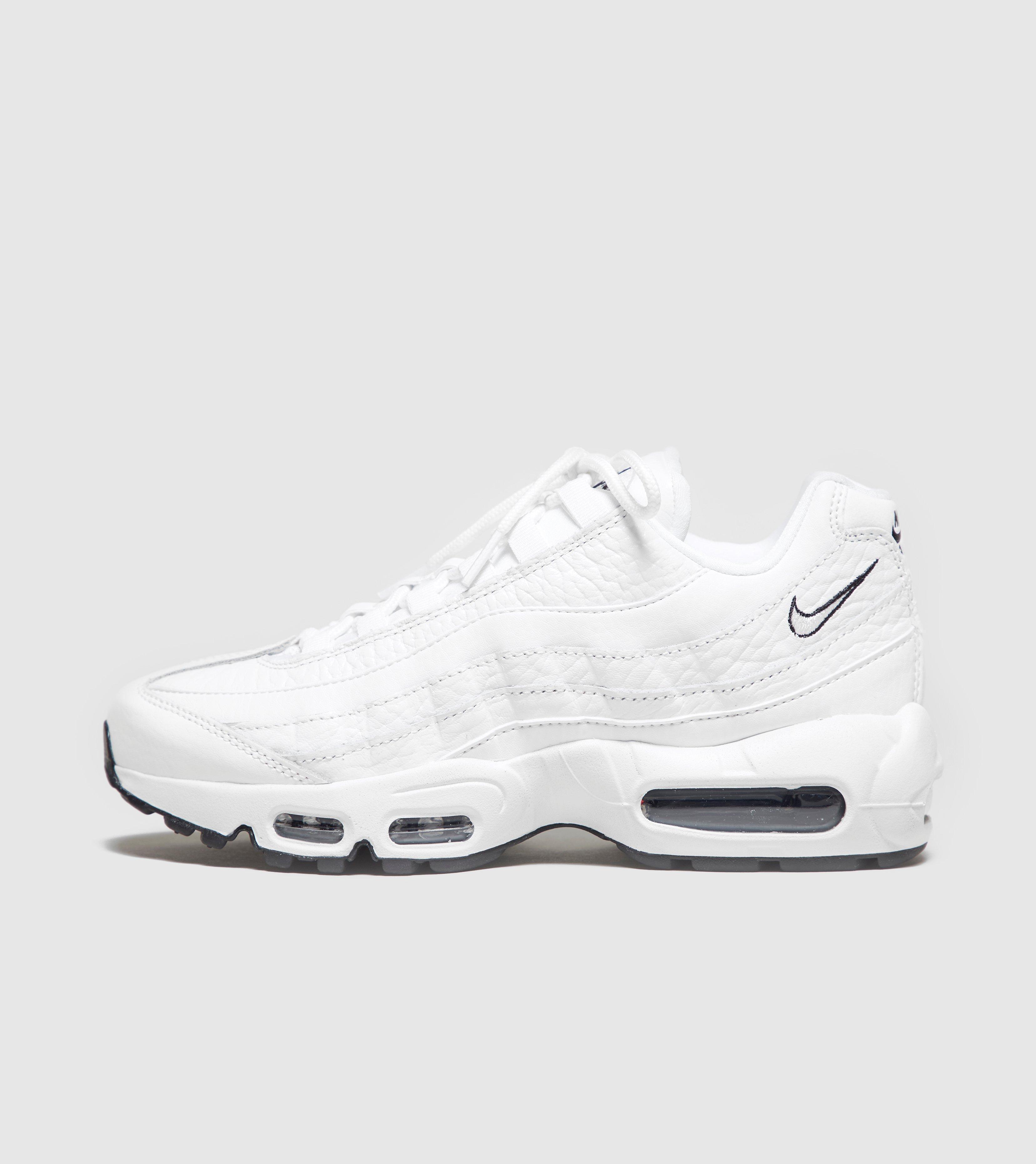 super popular 711d5 77a98 Nike Air Max 95 Women s in White - Lyst