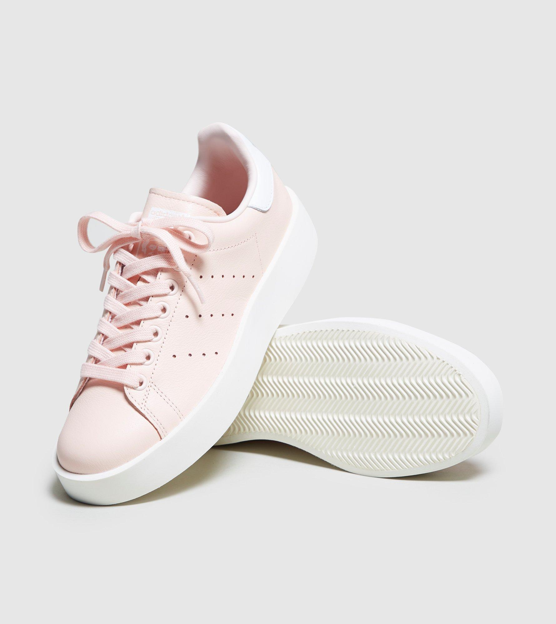 lyst adidas originali stan smith audace donne in rosa