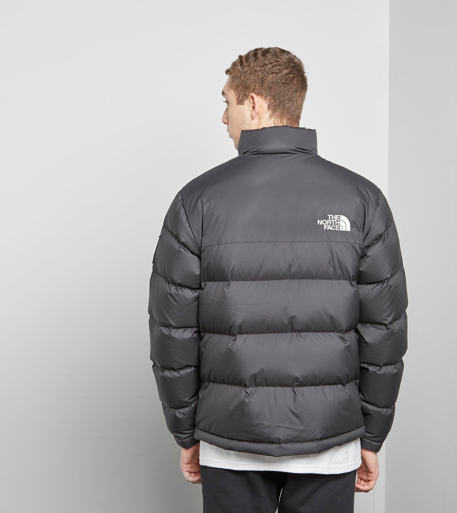 lyst the north face 1992 nuptse jacket in black for men. Black Bedroom Furniture Sets. Home Design Ideas