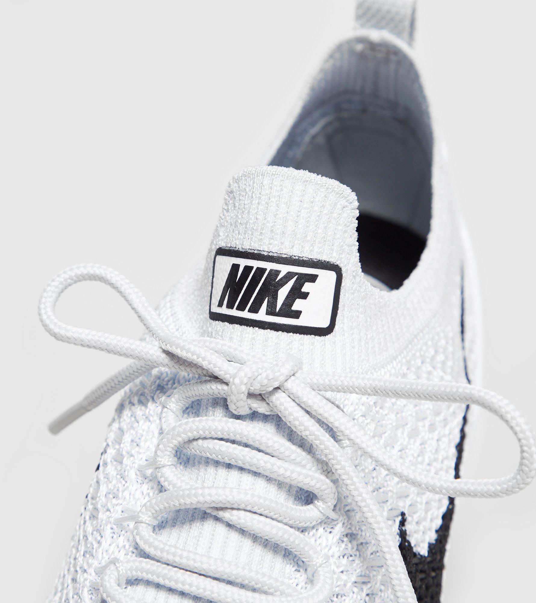 0ec29a76943c Lyst - Nike Air Zoom Mariah Flyknit Racerback Women s in White