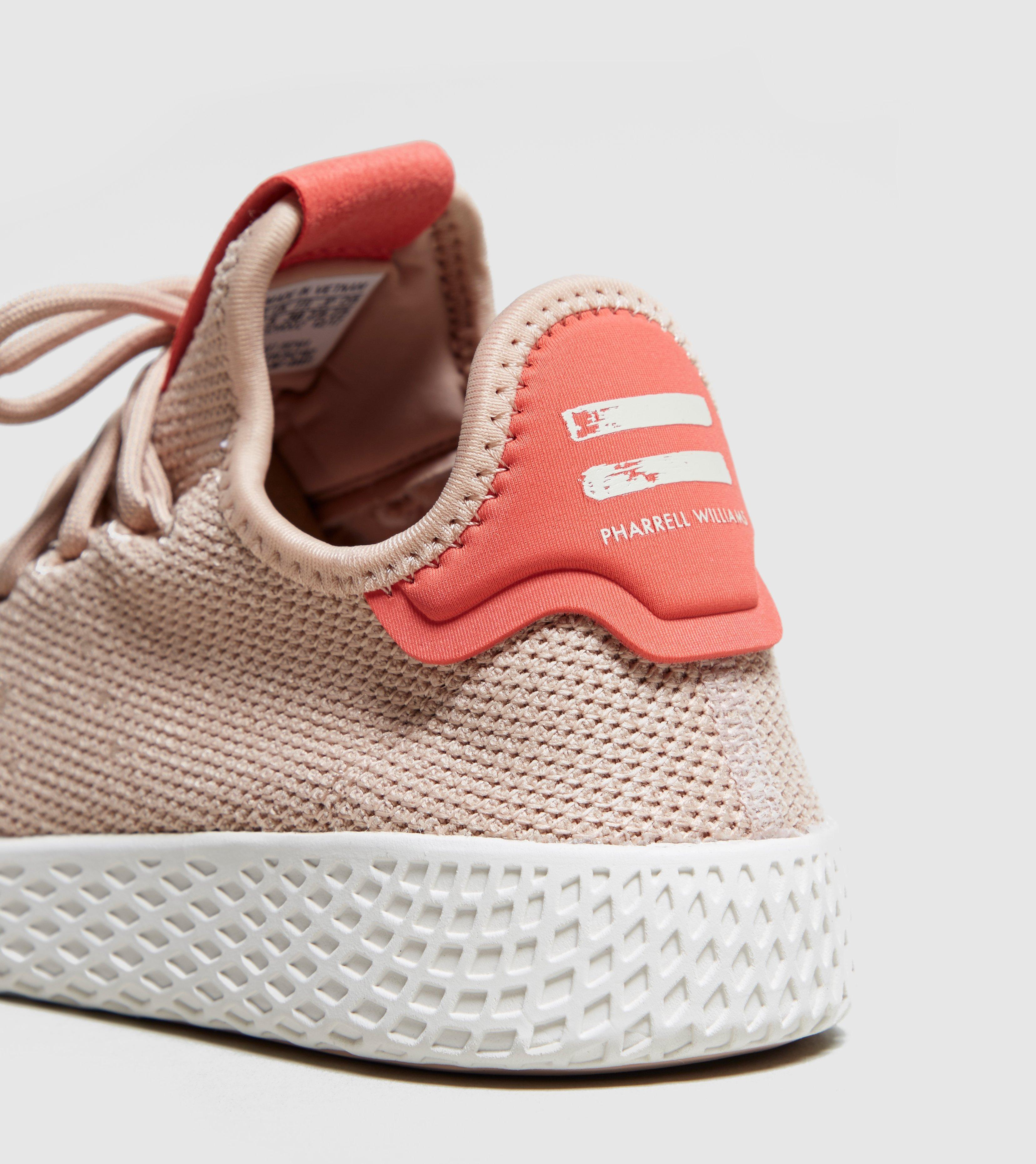 Lyst - adidas Originals X Pharrell Williams Tennis Hu Women s in Pink 3ea9d05e8