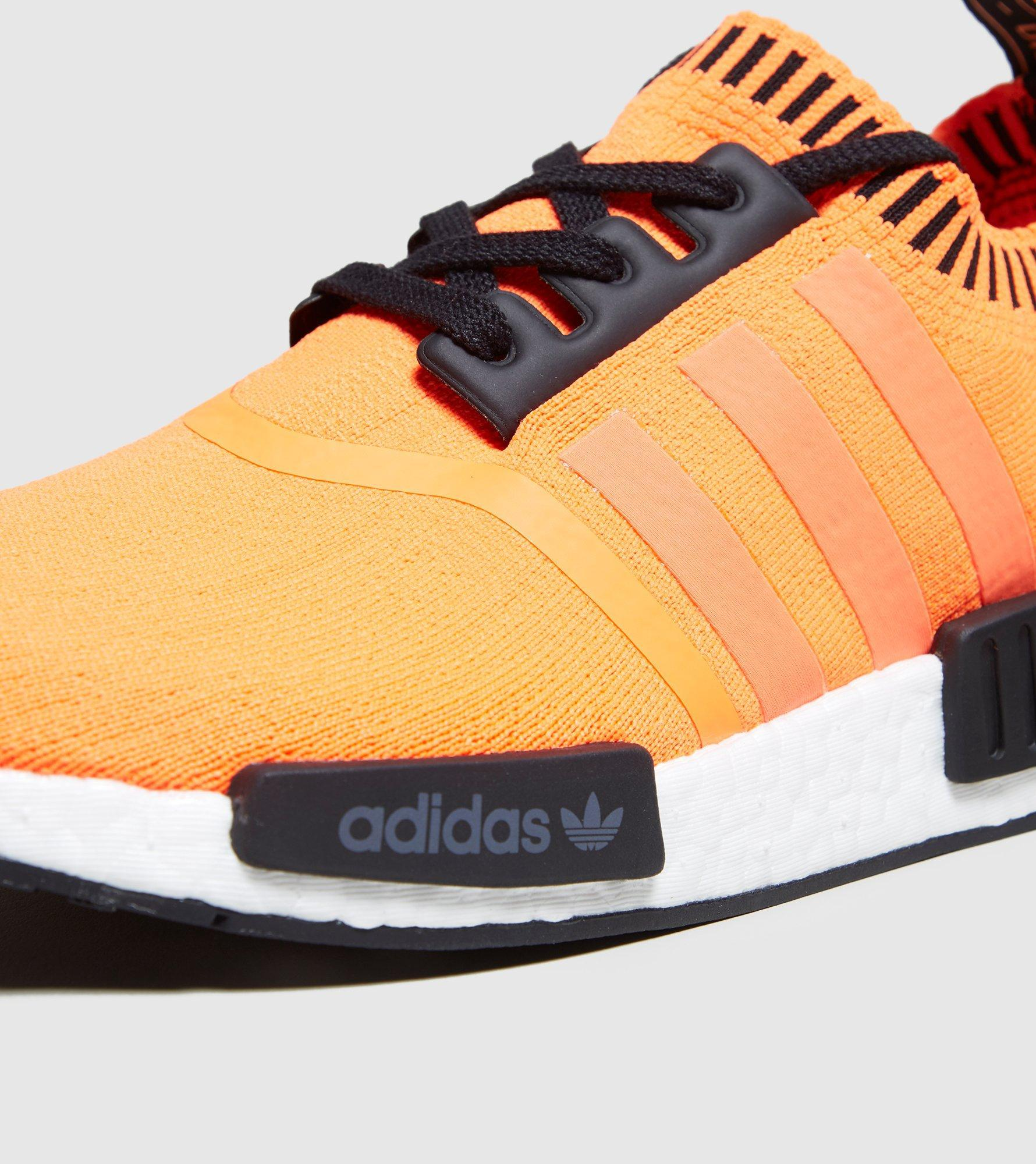 4ce15e4239951 Lyst - adidas Originals Nmd R1 Orange Noise - Size  Exclusive in ...