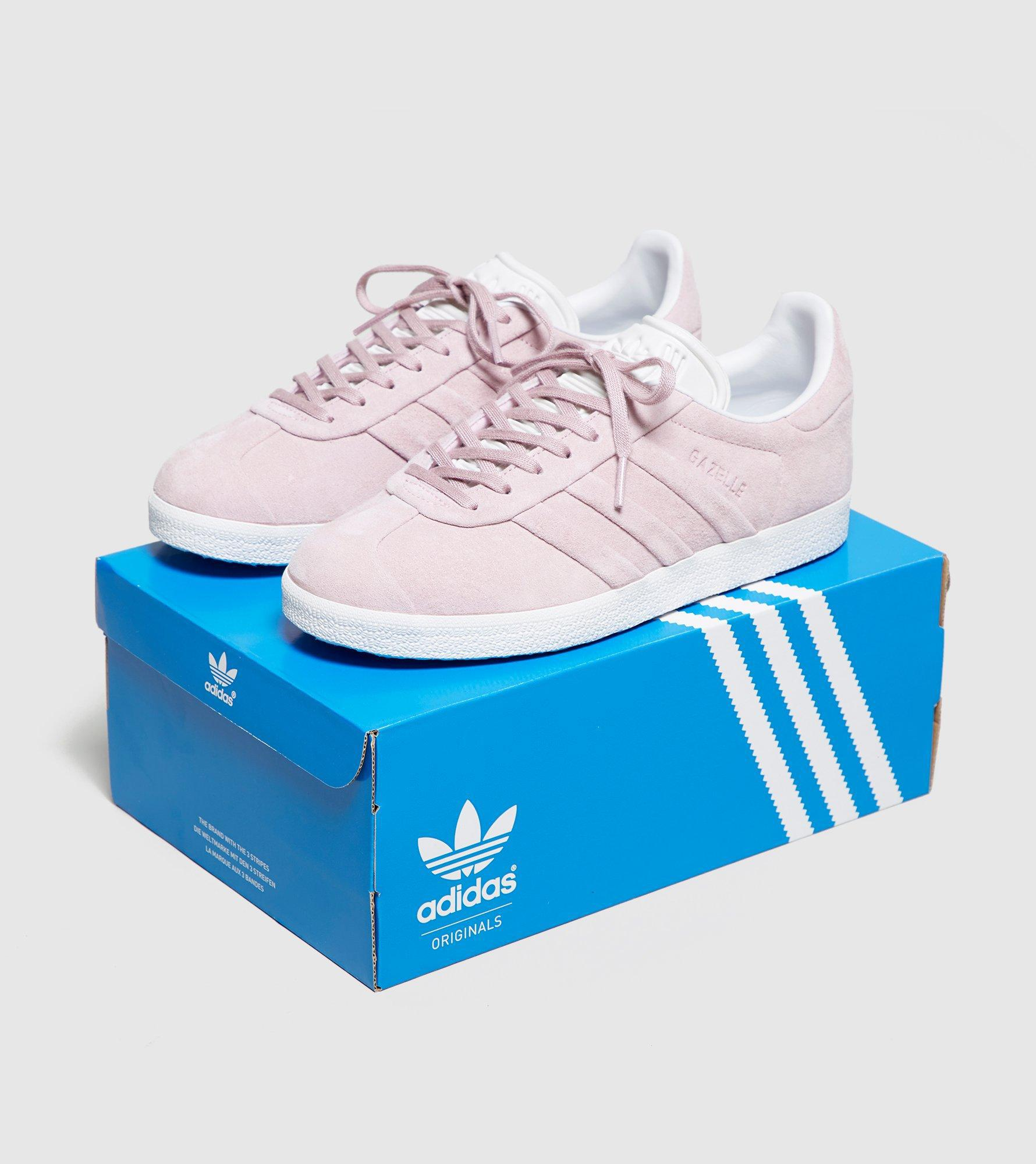 new style 2f044 36ed5 Gallery. Previously sold at  Size · Women s Adidas Gazelle