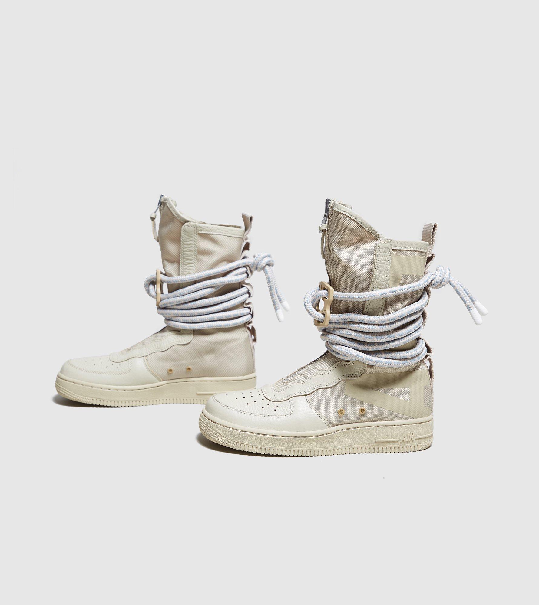 62ee7de8811d Nike Sf Air Force 1 Hi  rattan  - Lyst