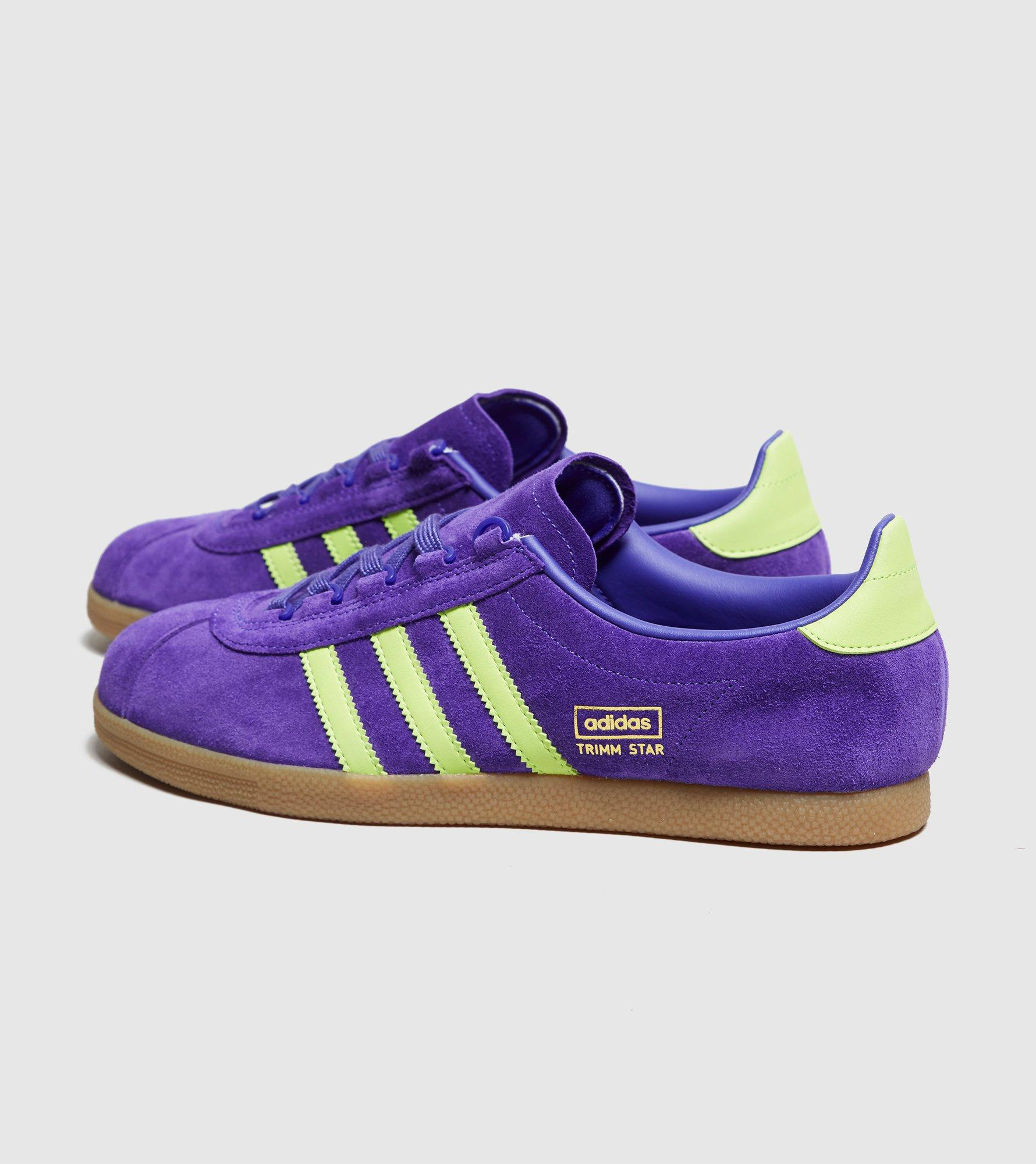 adidas Originals Trimm Star - Size  Exclusive in Purple for Men - Lyst d195488ce