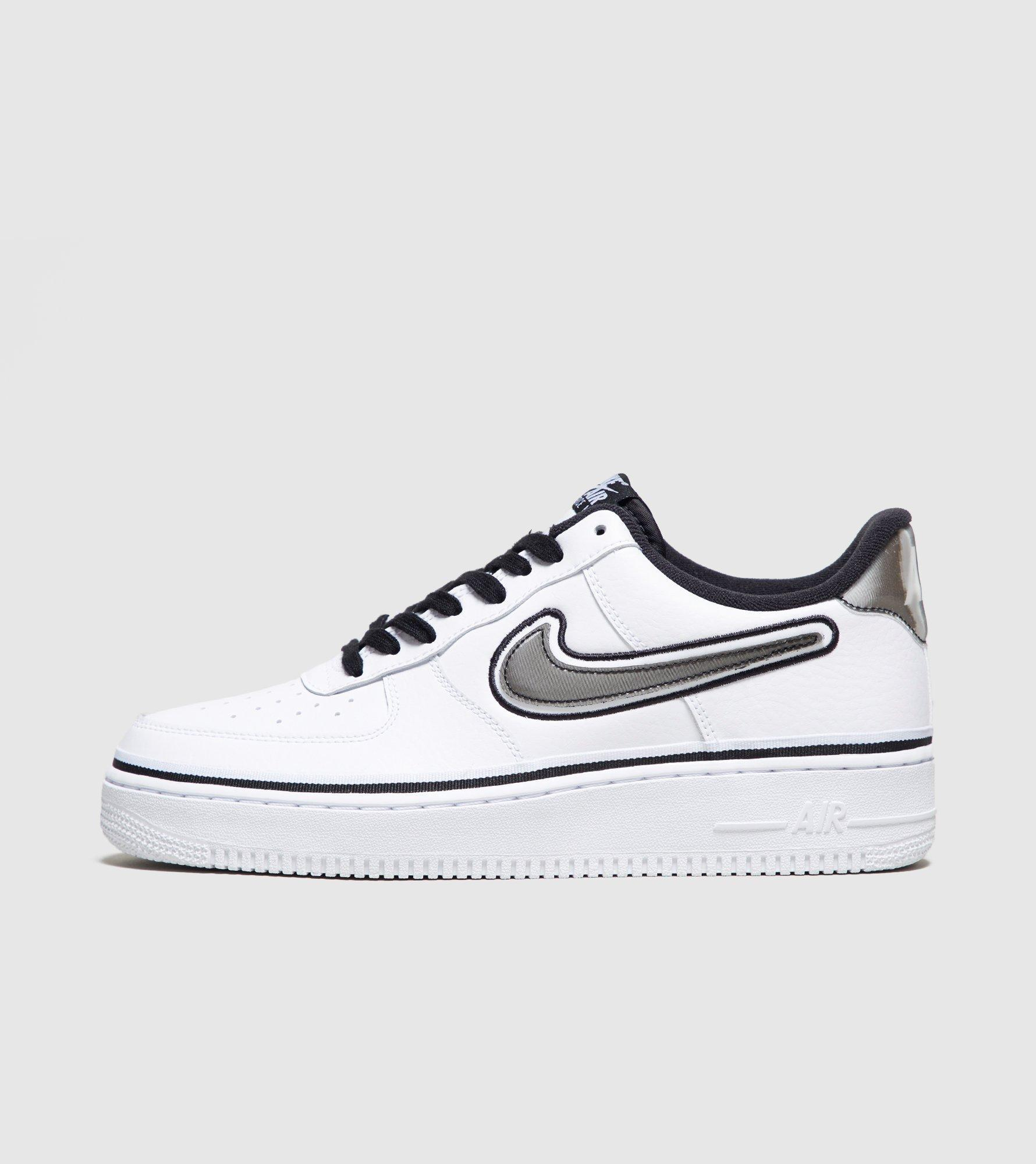 Nike Air Force 1 Low  07 Lv8  nba  in White for Men - Lyst 9f00f6dfe