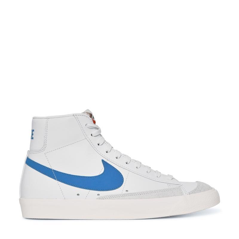 dbd443f3c1b Nike. Women's Blue Blazer Mid '77 Vintage Sneakers. $102 From Slam Jam  Socialism