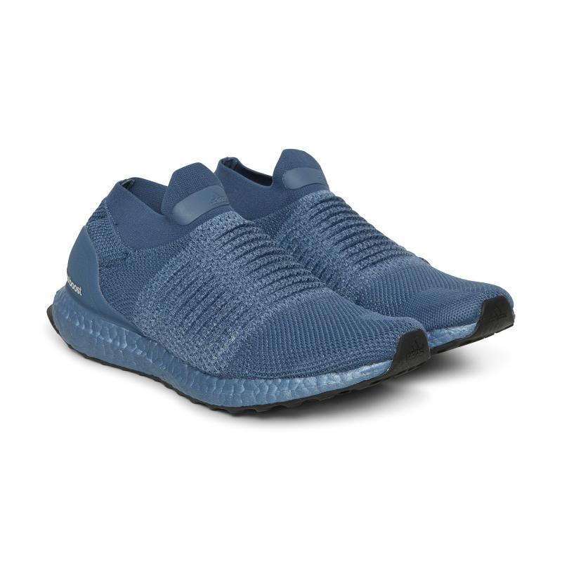 09da7991c97 Adidas Originals - Blue Wmns Ultraboost Laceless Sneakers for Men - Lyst.  View fullscreen