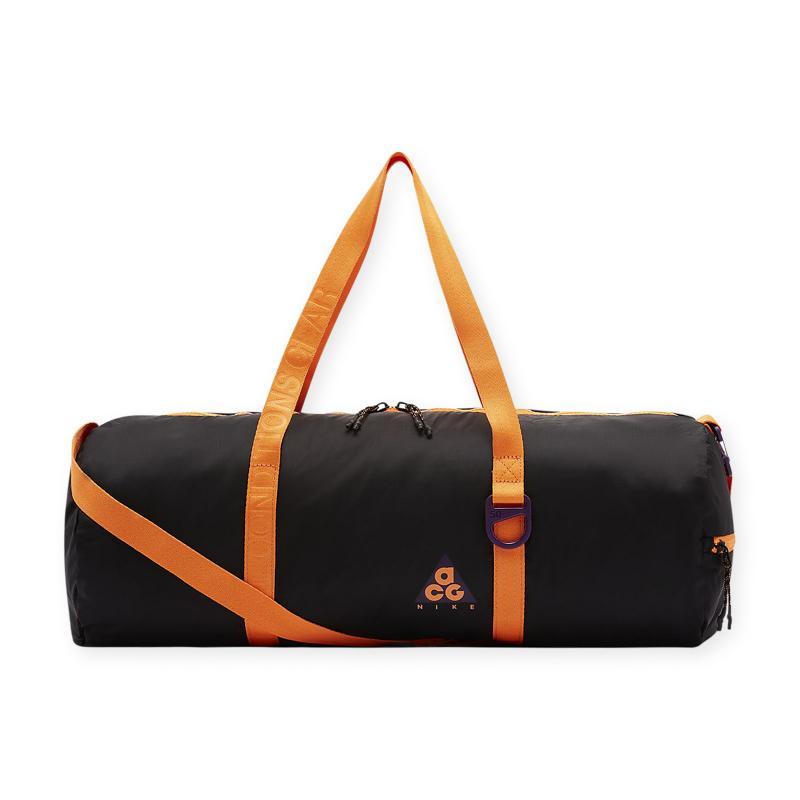 975991d40e8a Nike - Black Acg Packable Ripstop Duffle Bag for Men - Lyst. View fullscreen