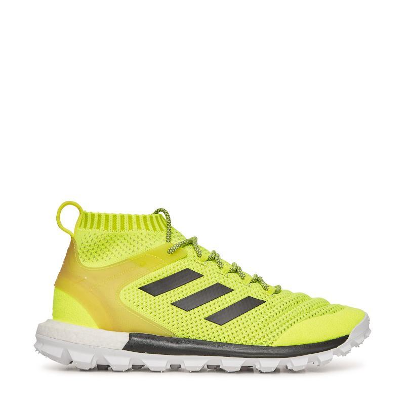 Visvim White adidas Originals Edition Copa Mid PK Sneakers