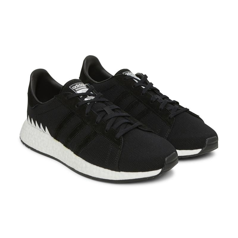 426405986e Lyst - adidas Originals Neighborhood Chop Shop Sneakers in Black for Men
