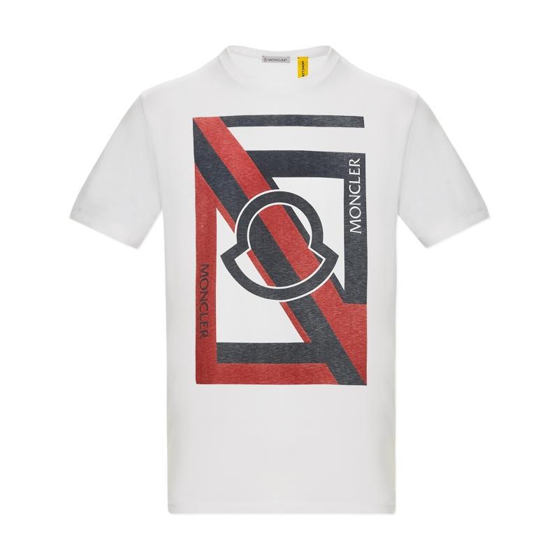207f1d25f Moncler Genius. Men's White Craig Green T-shirt. £245 From Slam Jam  Socialism
