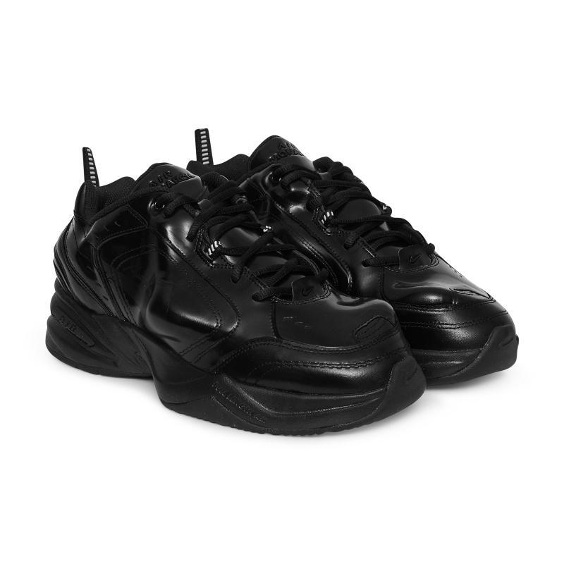 Nike - Black Martine Rose Air Monarch Iv Sneakers for Men - Lyst. View  fullscreen 8d0609ee0