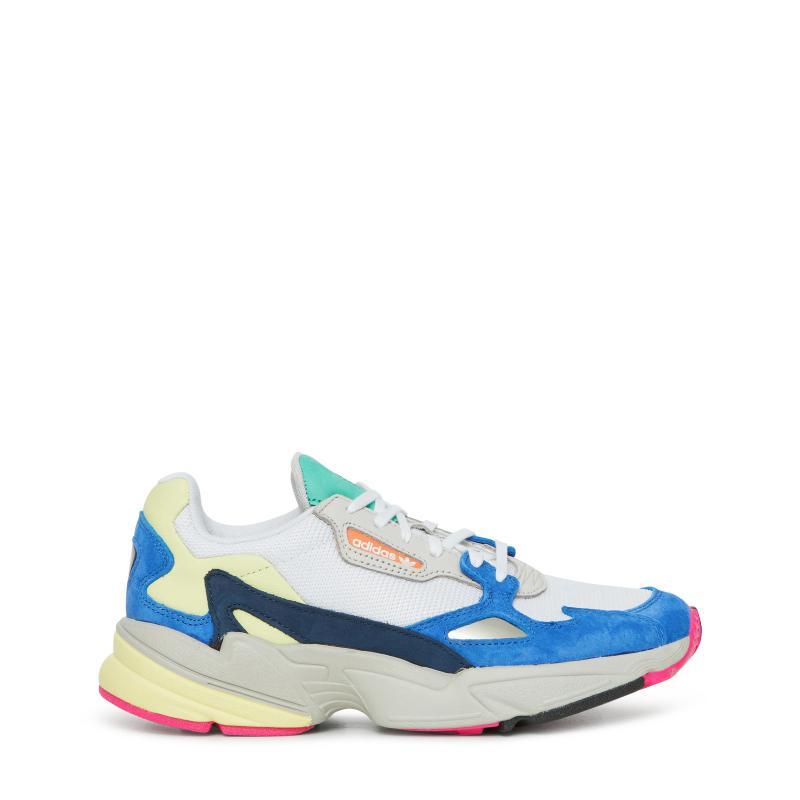 Adidas Originals Wmns Falcon Sneakers in Blue - Lyst db6e59512