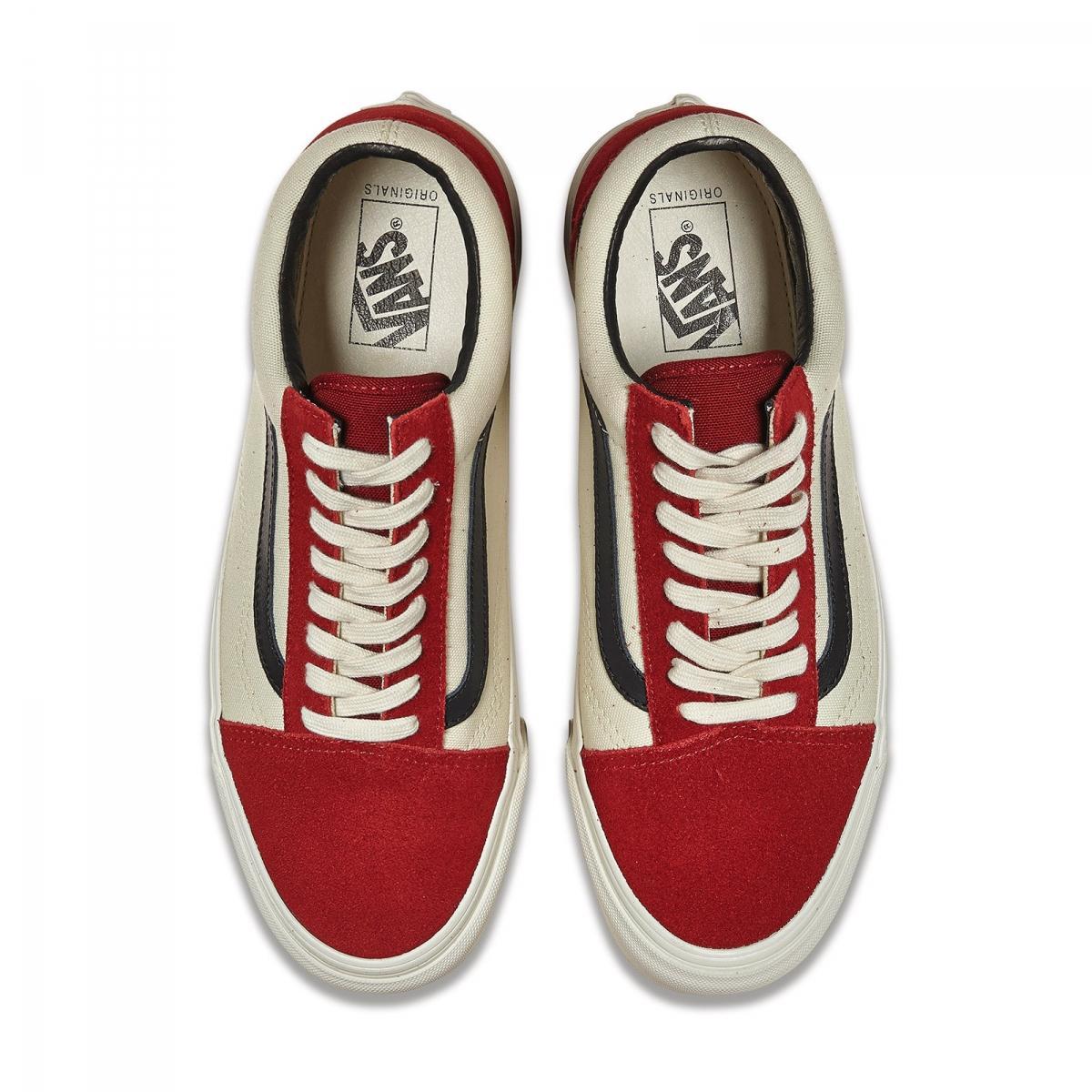 Vans Sneakers Men Lyst In Skool Red Lx Old Og For vwwfqSxg