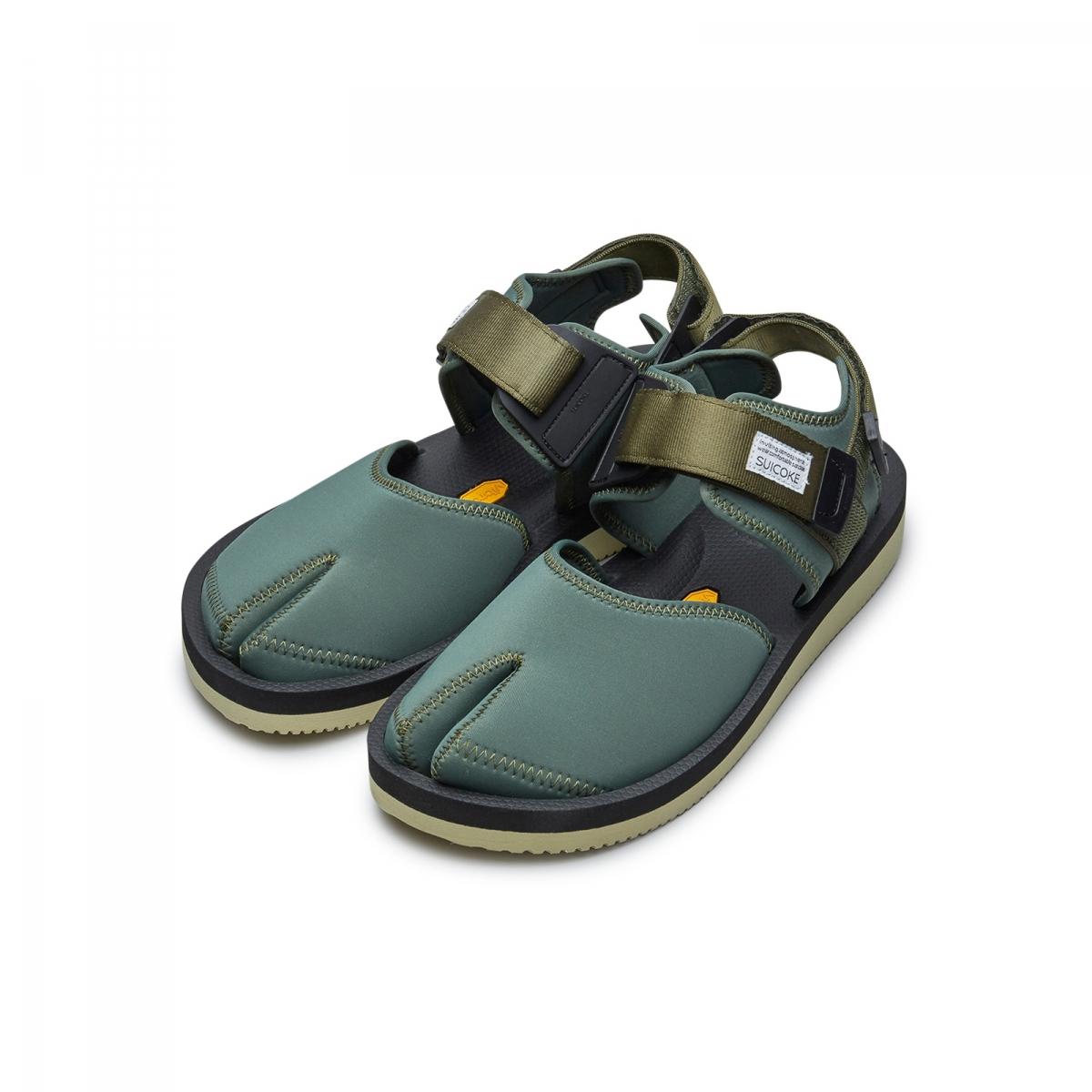 7b7ba4516b58 Suicoke Bita V Sandals in Green for Men - Lyst